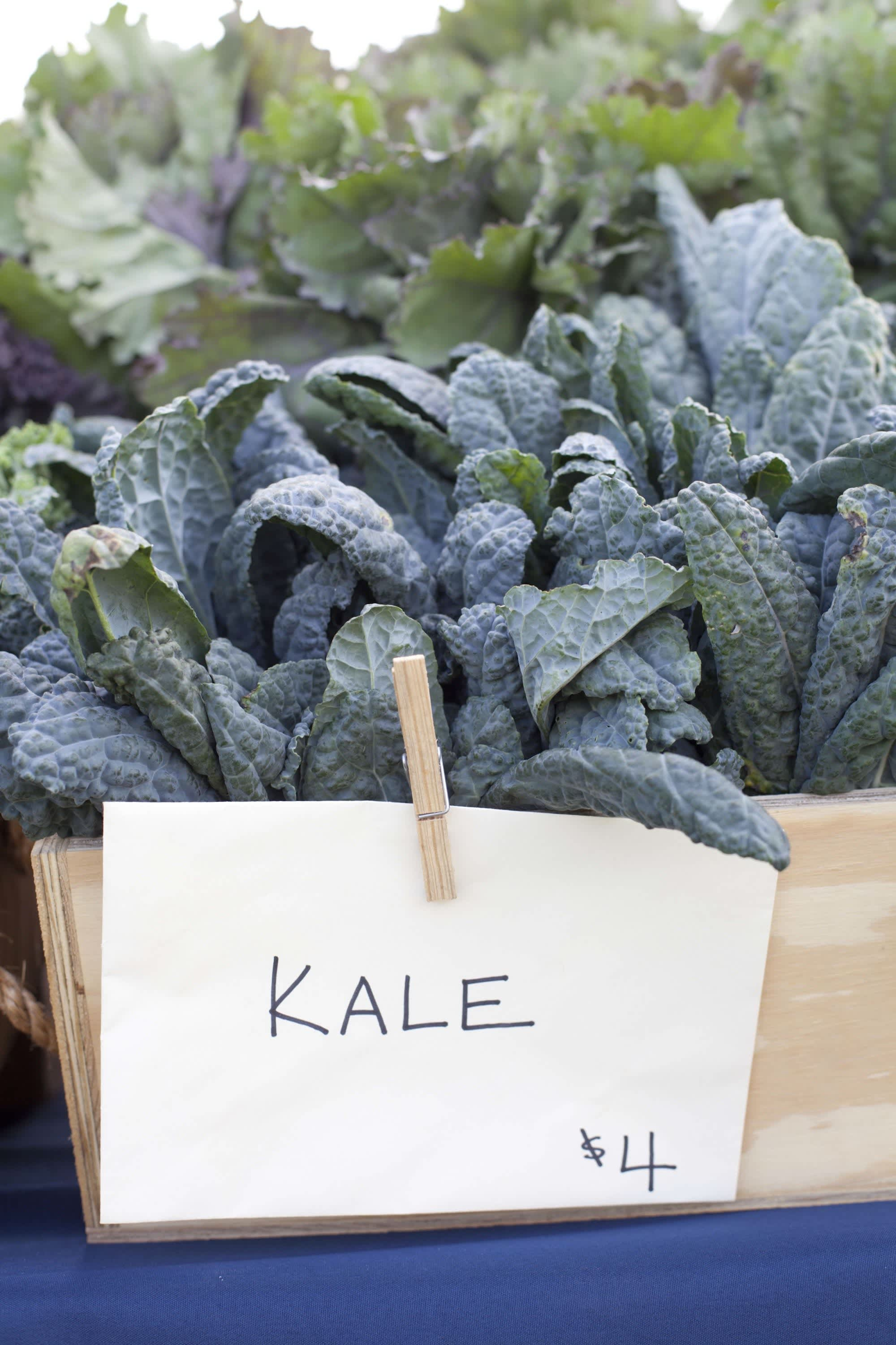 How Produce Gets from the Farm to a Farmers Market: gallery image 16