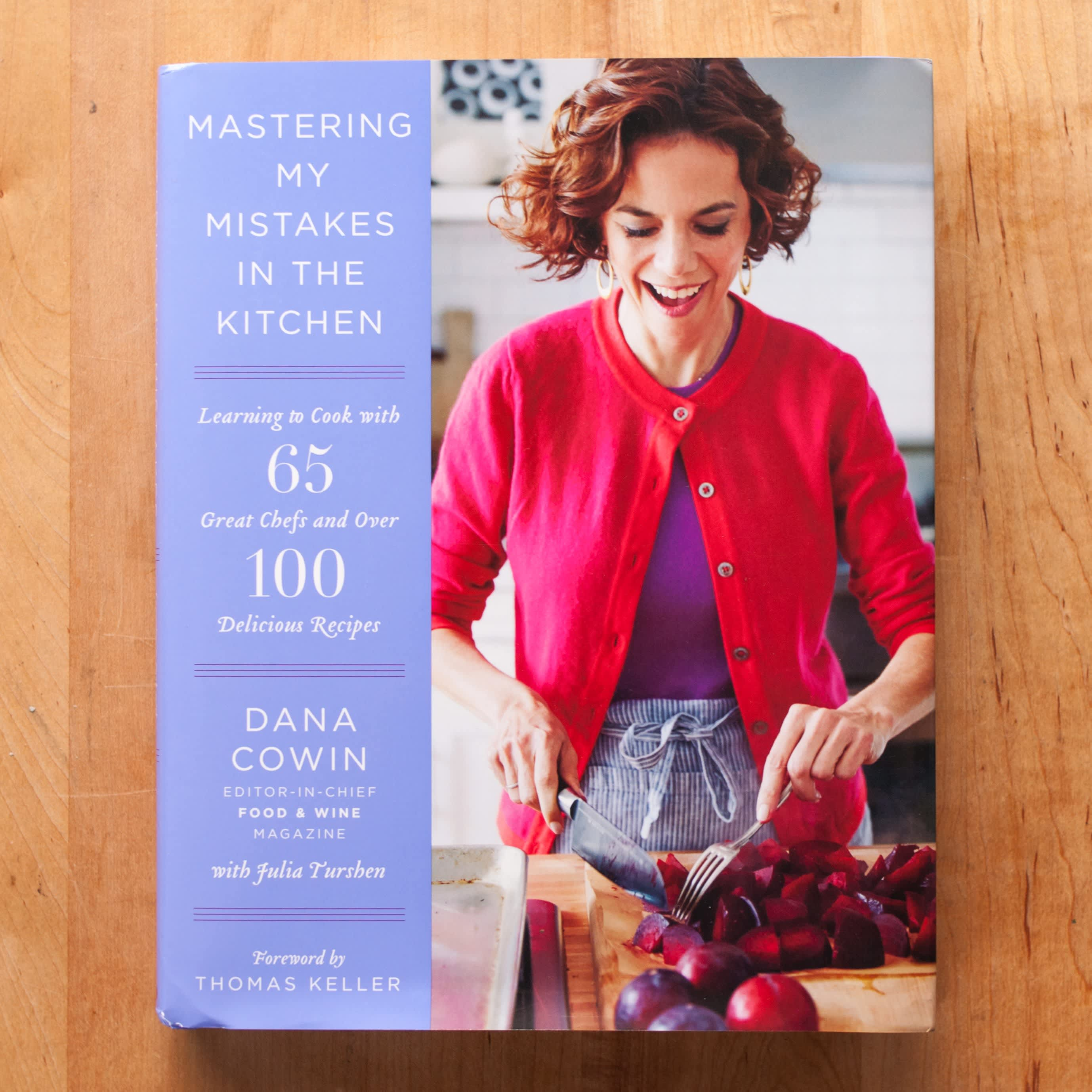 We All Make Mistakes in the Kitchen, Even Food & Wine Editor Dana Cowin: gallery image 1
