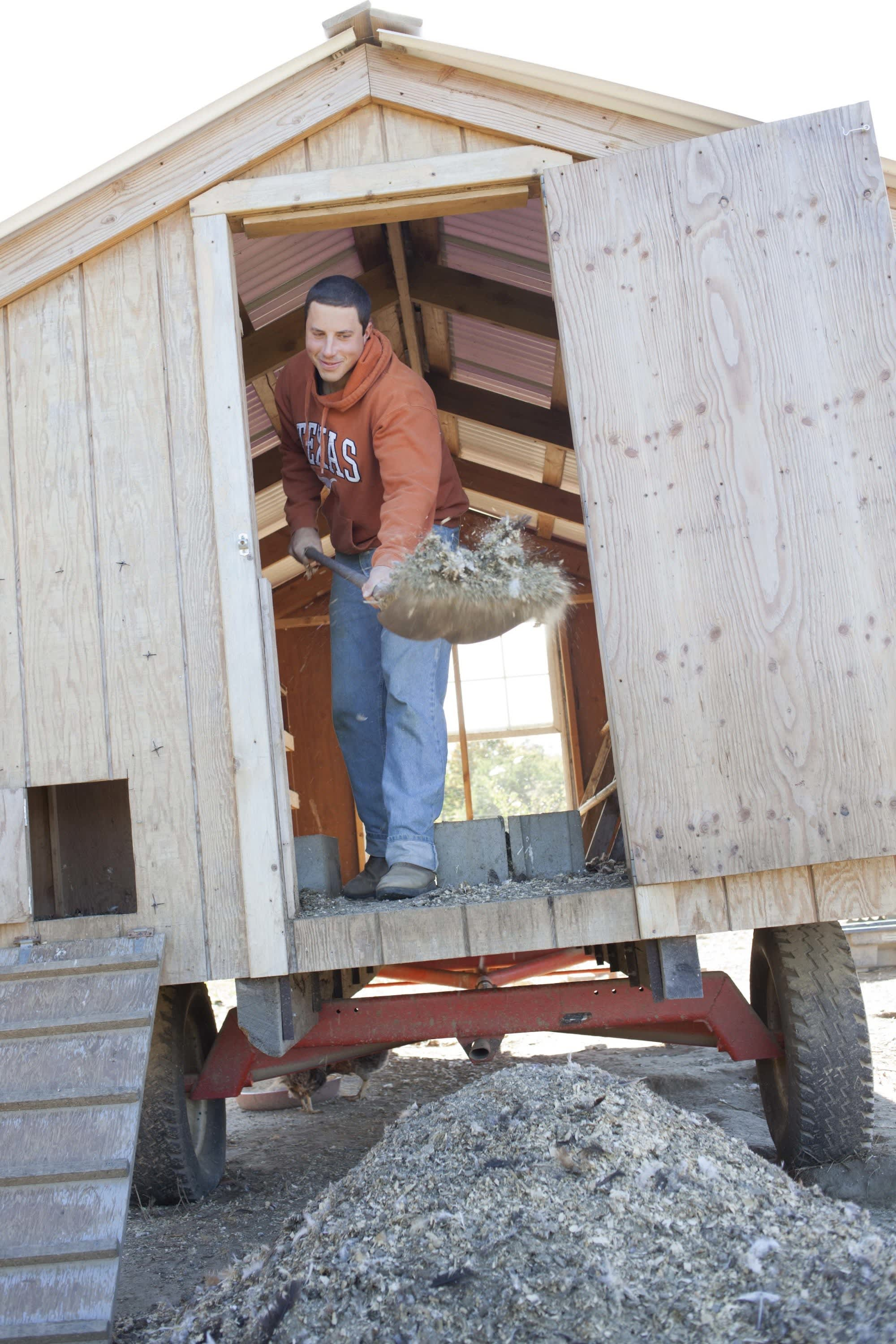 How the Farm Puts Itself to Bed: The Last Day of the Season at Amber Waves Farm: gallery image 9