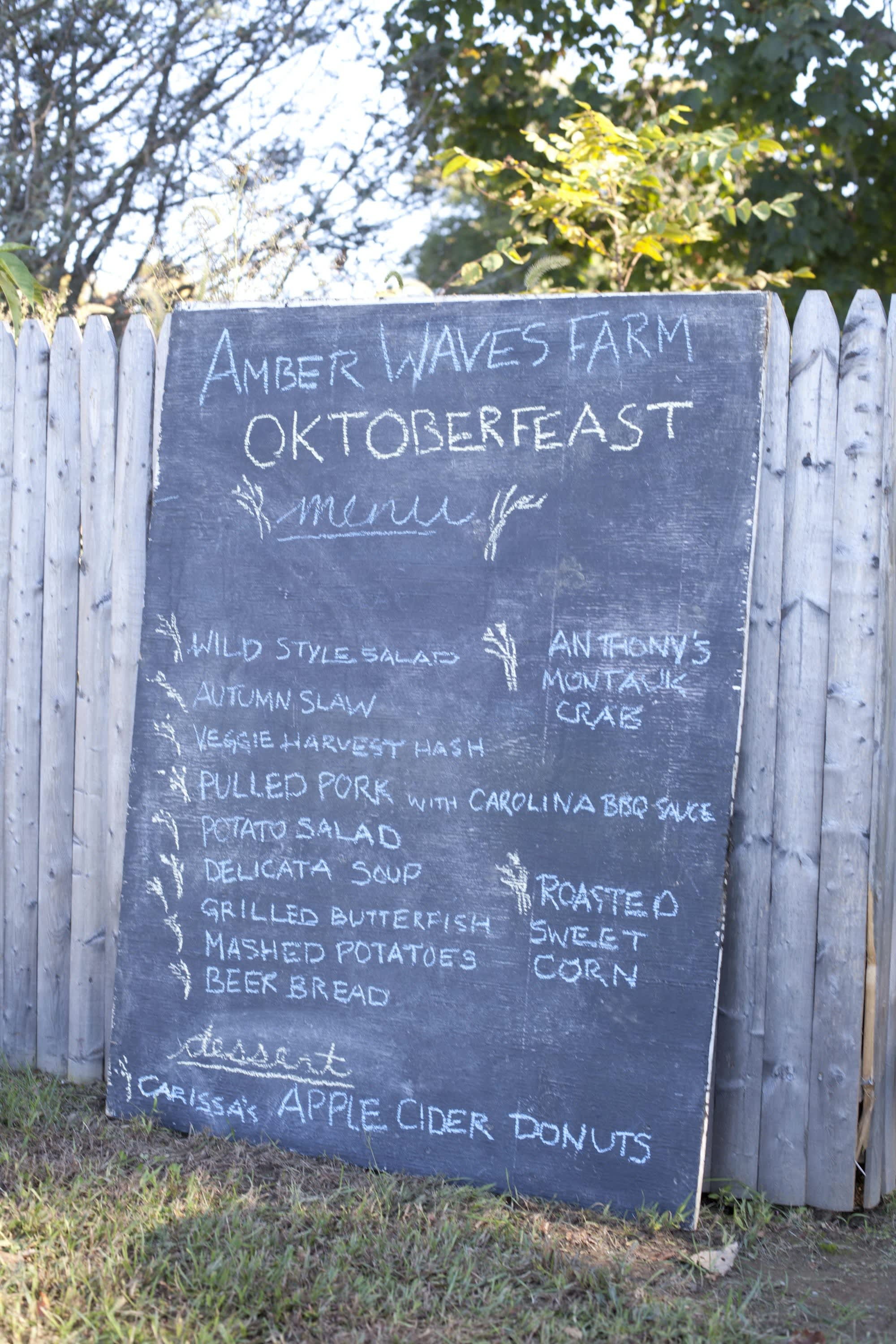 How Farmers Celebrate the End of a Season: The OktoberFeast Potluck at Amber Waves Farm: gallery image 28