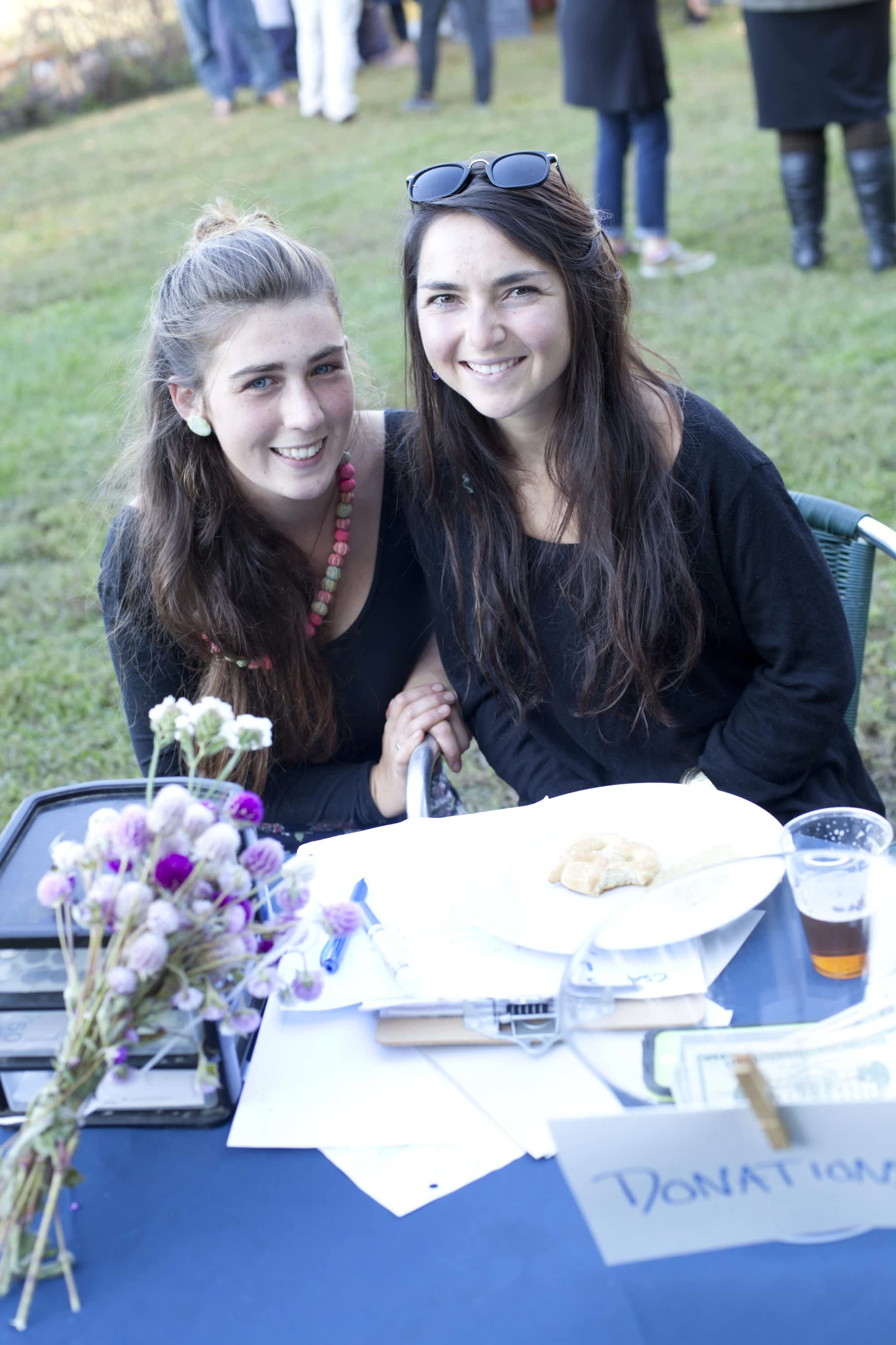 How Farmers Celebrate the End of a Season: The OktoberFeast Potluck at Amber Waves Farm: gallery image 43