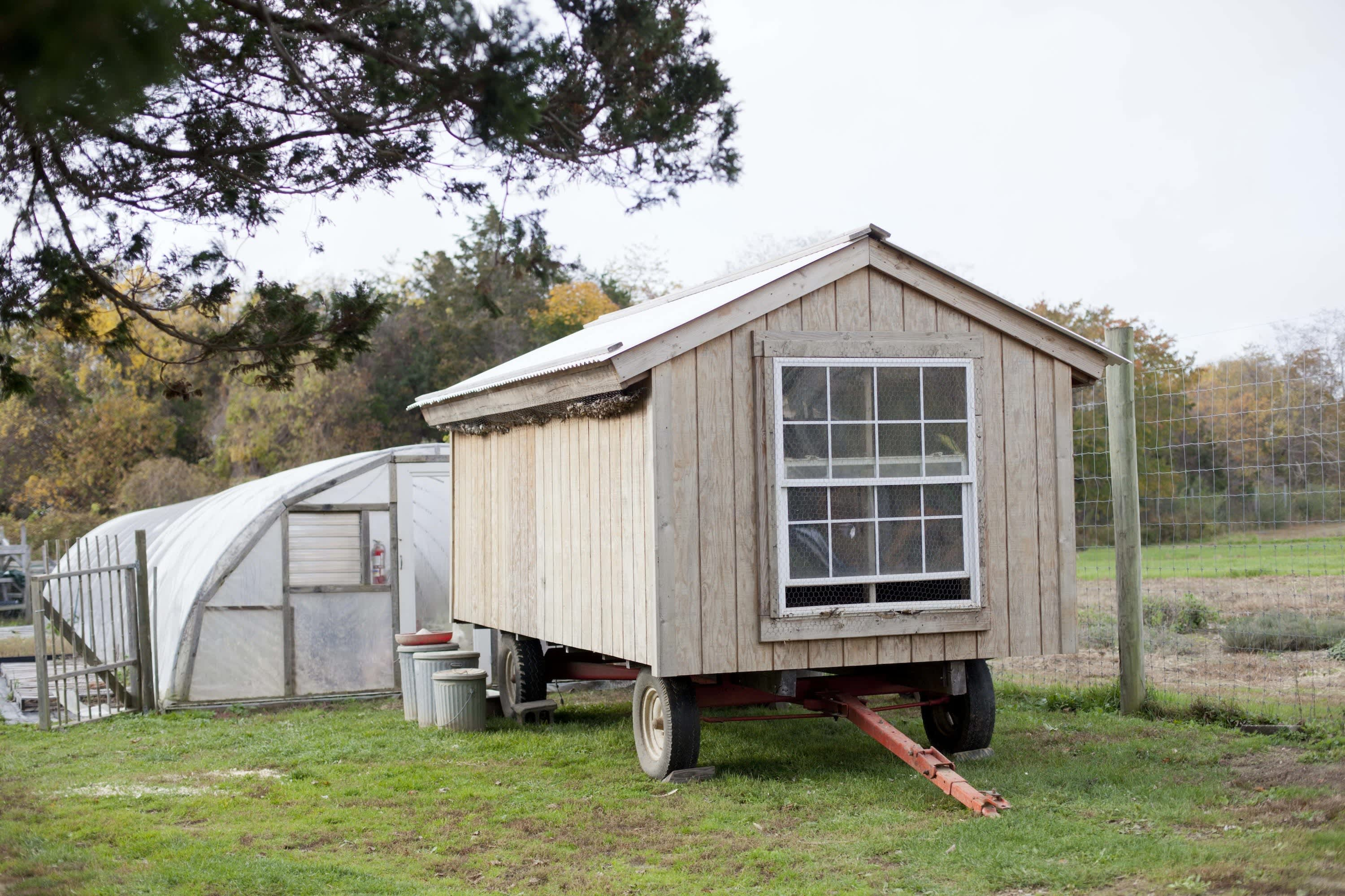 How the Farm Puts Itself to Bed: The Last Day of the Season at Amber Waves Farm: gallery image 42