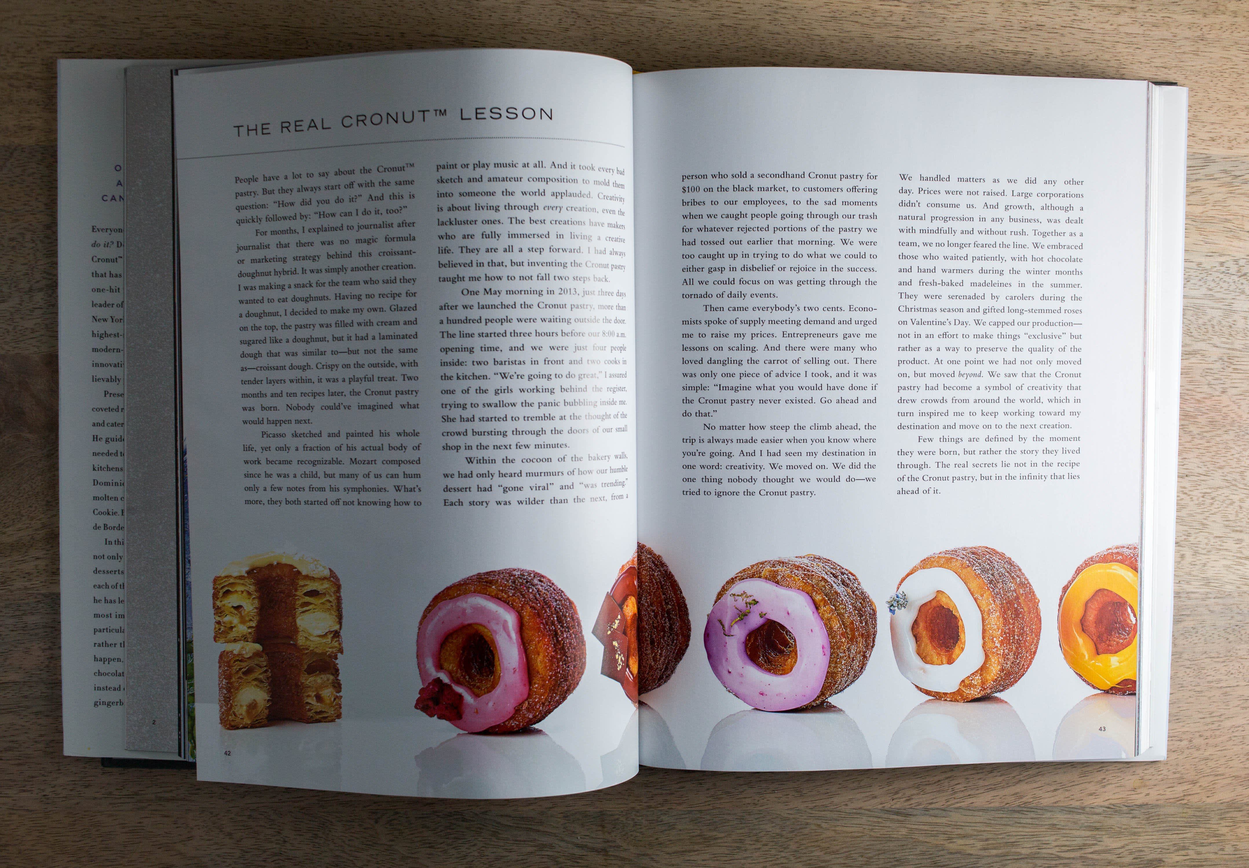 Come for the Cronuts, Stay for the Peek Inside Dominique Ansel's Brain: gallery image 2