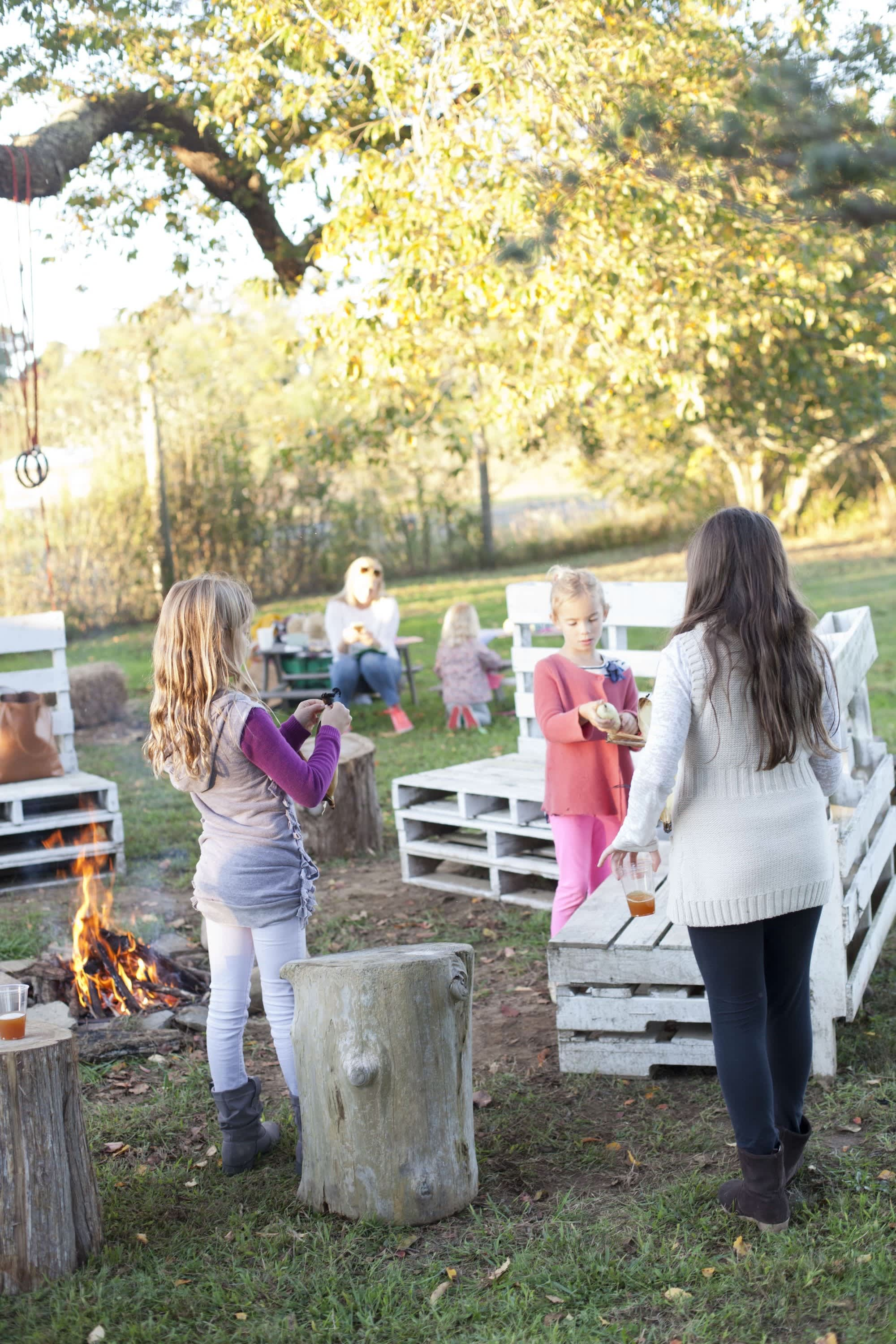How Farmers Celebrate the End of a Season: The OktoberFeast Potluck at Amber Waves Farm: gallery image 36