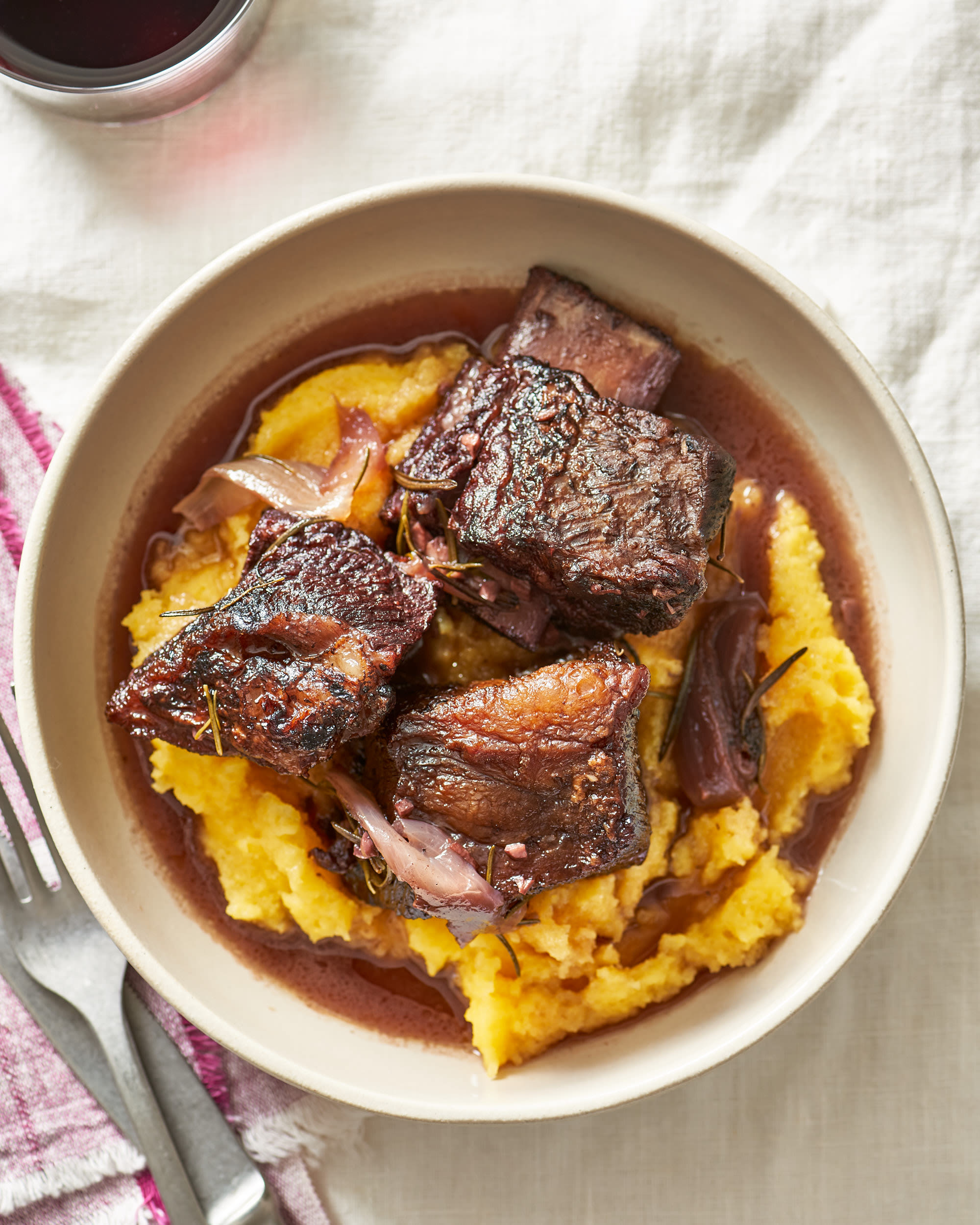 How To Braise Beef Short Ribs in a Dutch Oven: gallery image 1