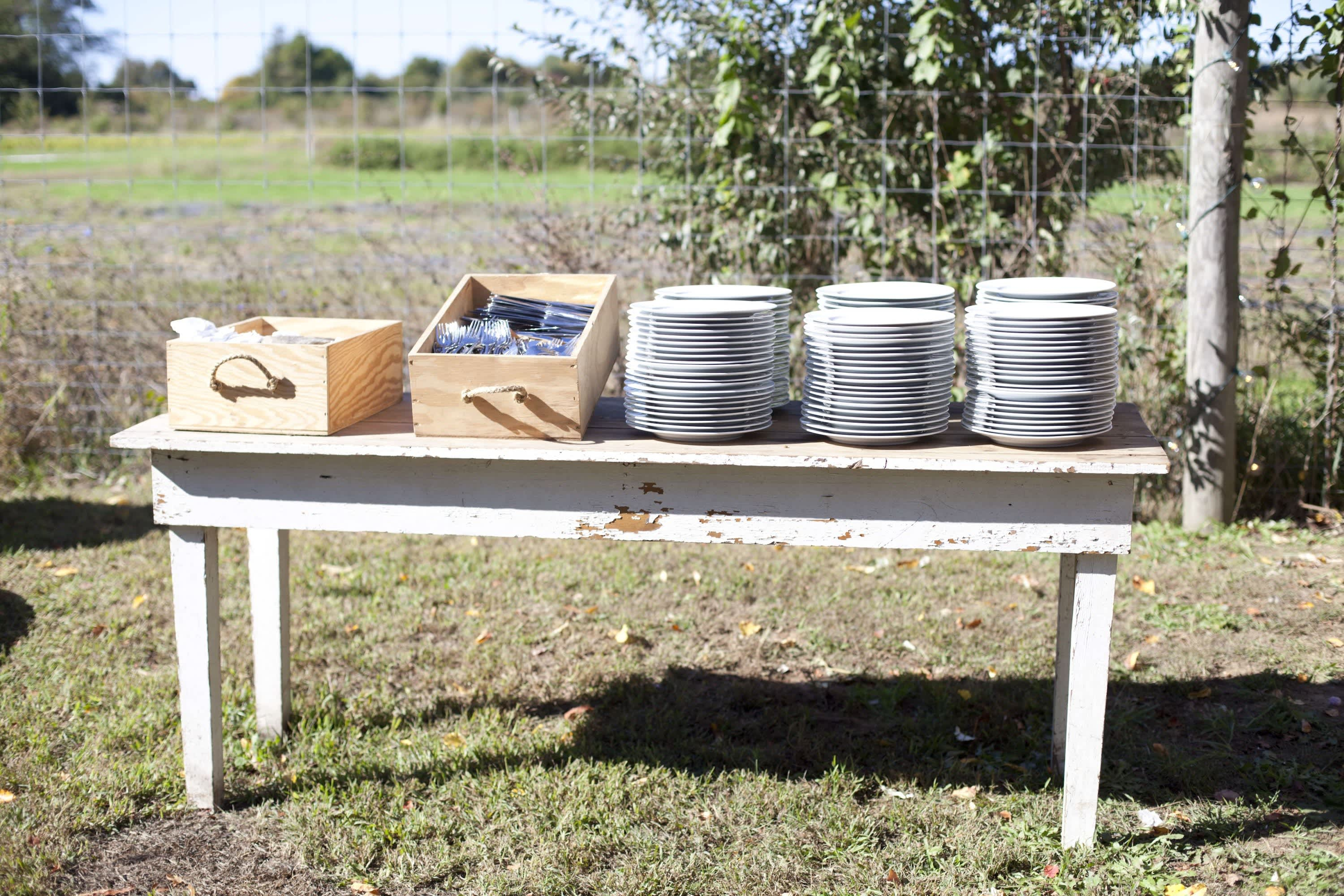 How Farmers Celebrate the End of a Season: The OktoberFeast Potluck at Amber Waves Farm: gallery image 32