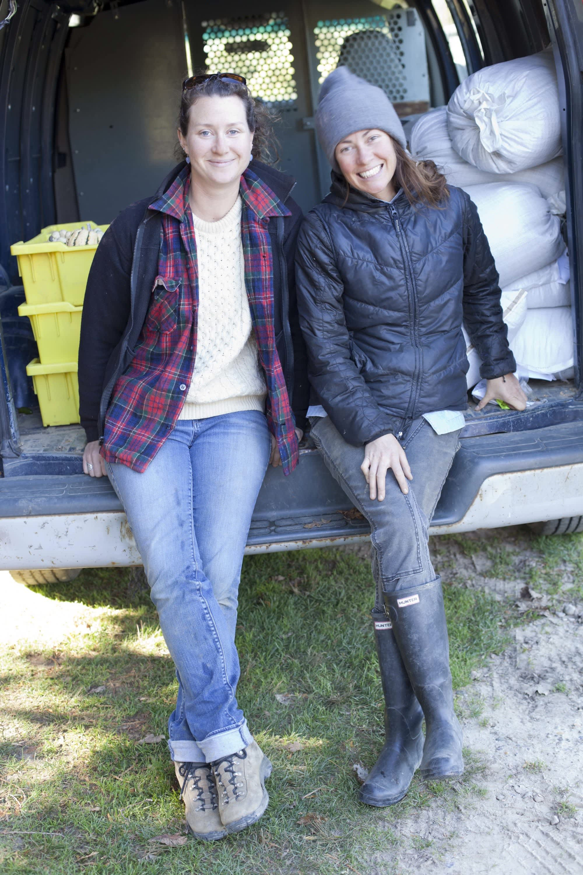 How the Farm Puts Itself to Bed: The Last Day of the Season at Amber Waves Farm: gallery image 39