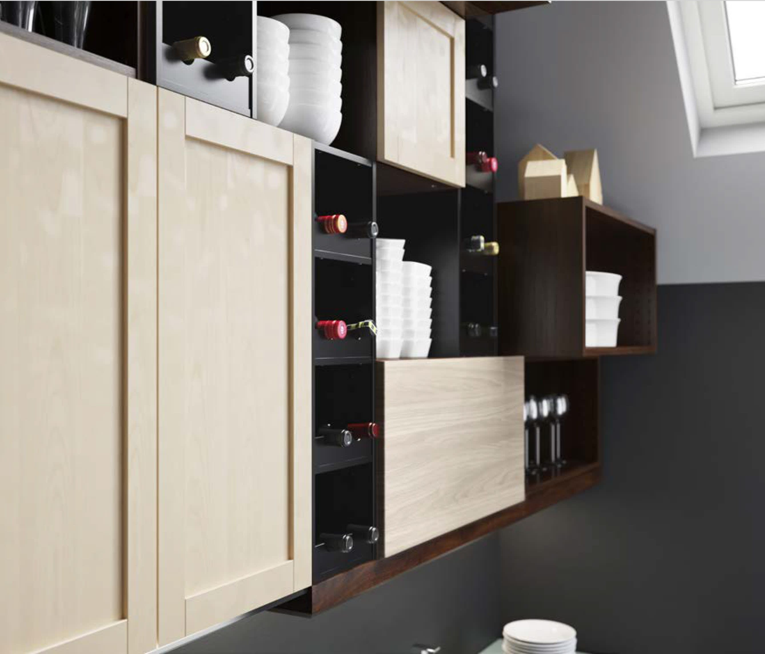 Ikea Kitchen Cabnets: IKEA's New SEKTION Cabinets: Sizes, Prices & Photos!
