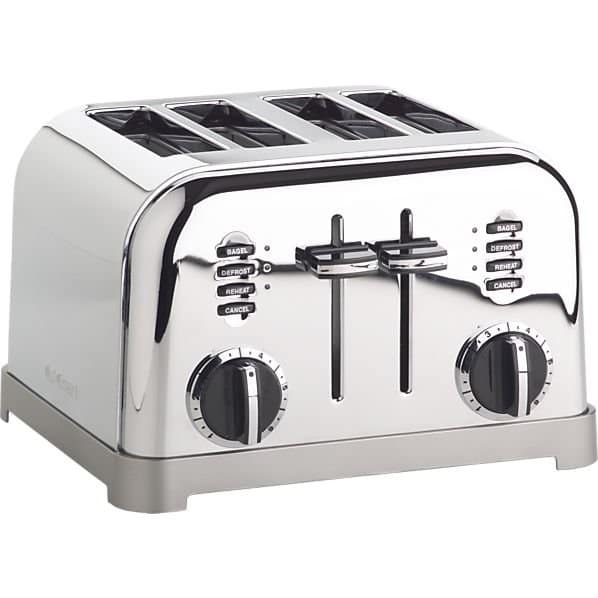 10 Design-Friendly Toasters You'll Be Happy to Have on Your Counter: gallery image 8