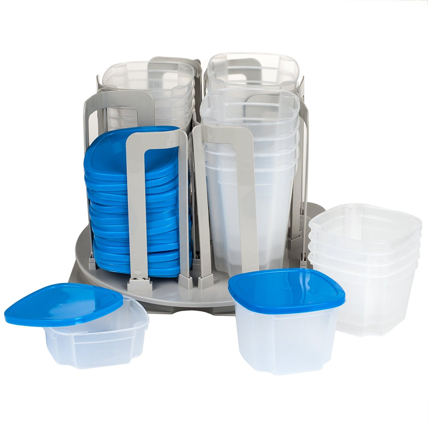Organizing Solutions For Food Storage Containers Kitchn