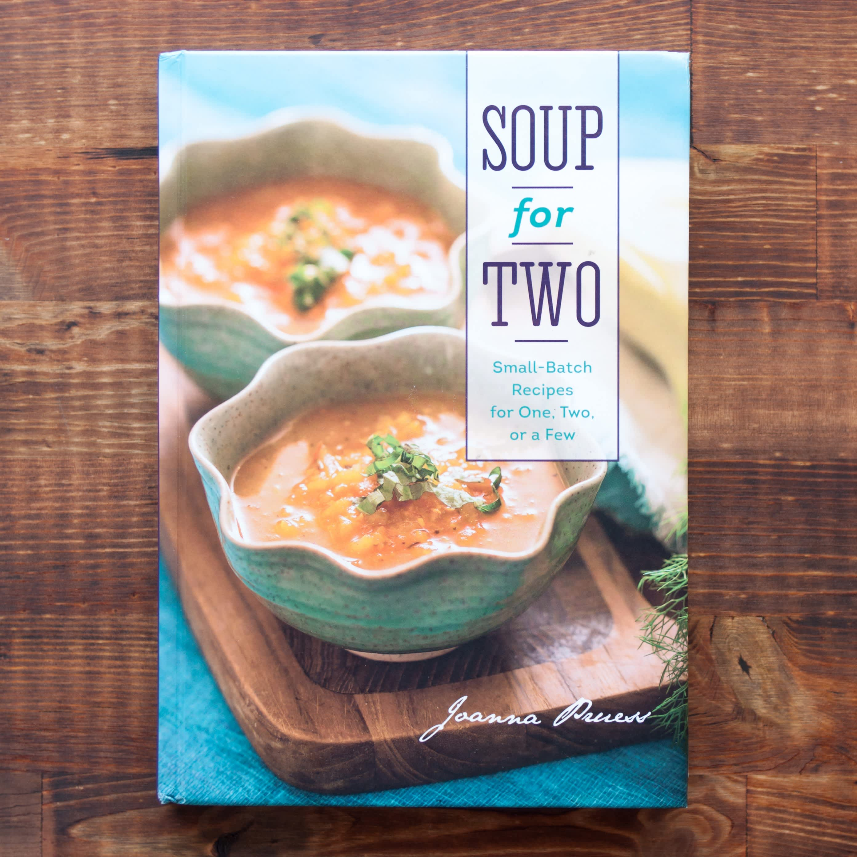This Cookbook Has Downsized Soups Perfectly for Small Households!: gallery image 1