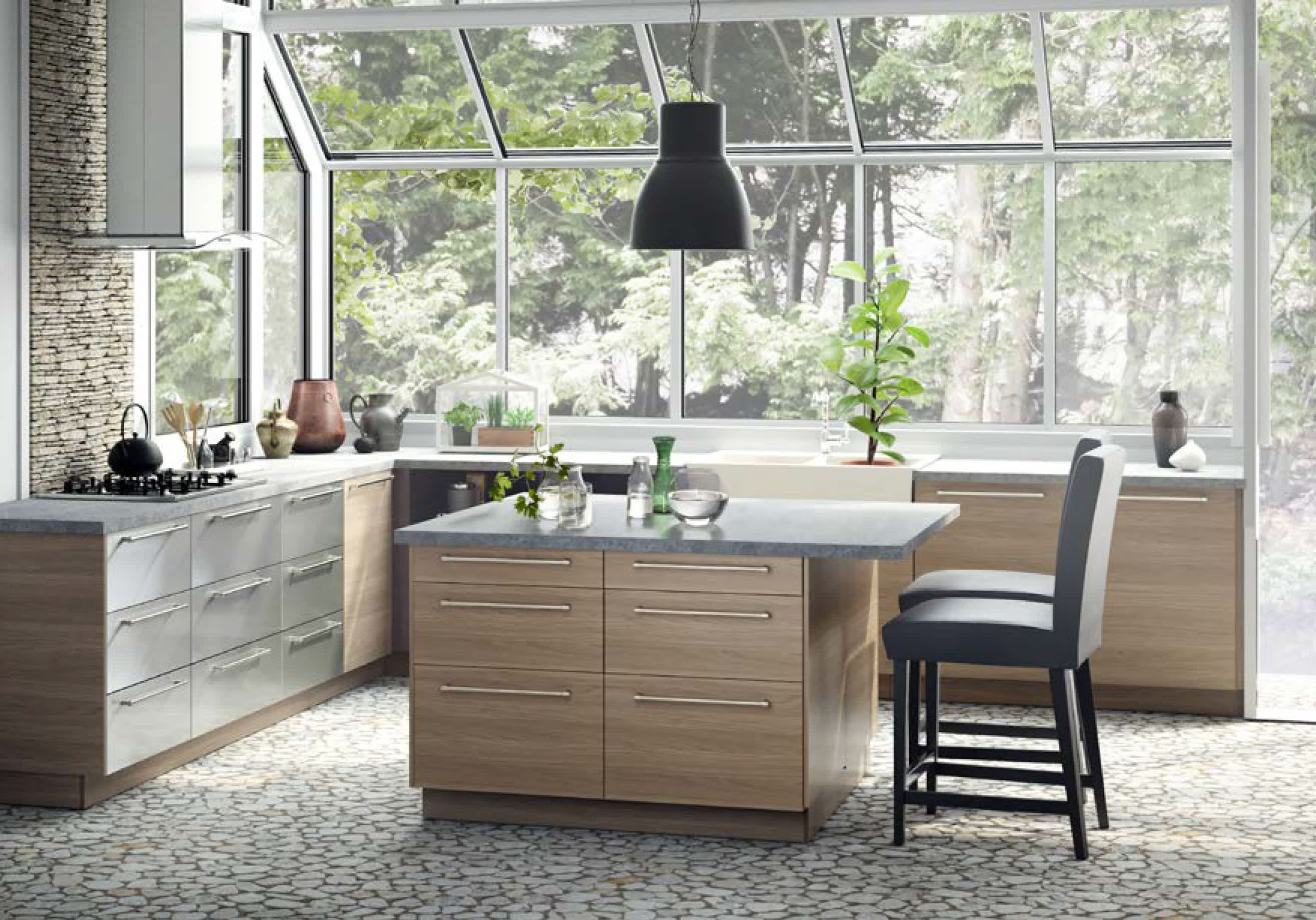 A Guide to IKEA's New SEKTION Kitchen Cabinets! We've Got Sizes, Prices, and Photos: gallery image 4