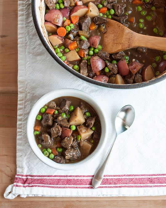 How to Make a Very Good Beef Stew
