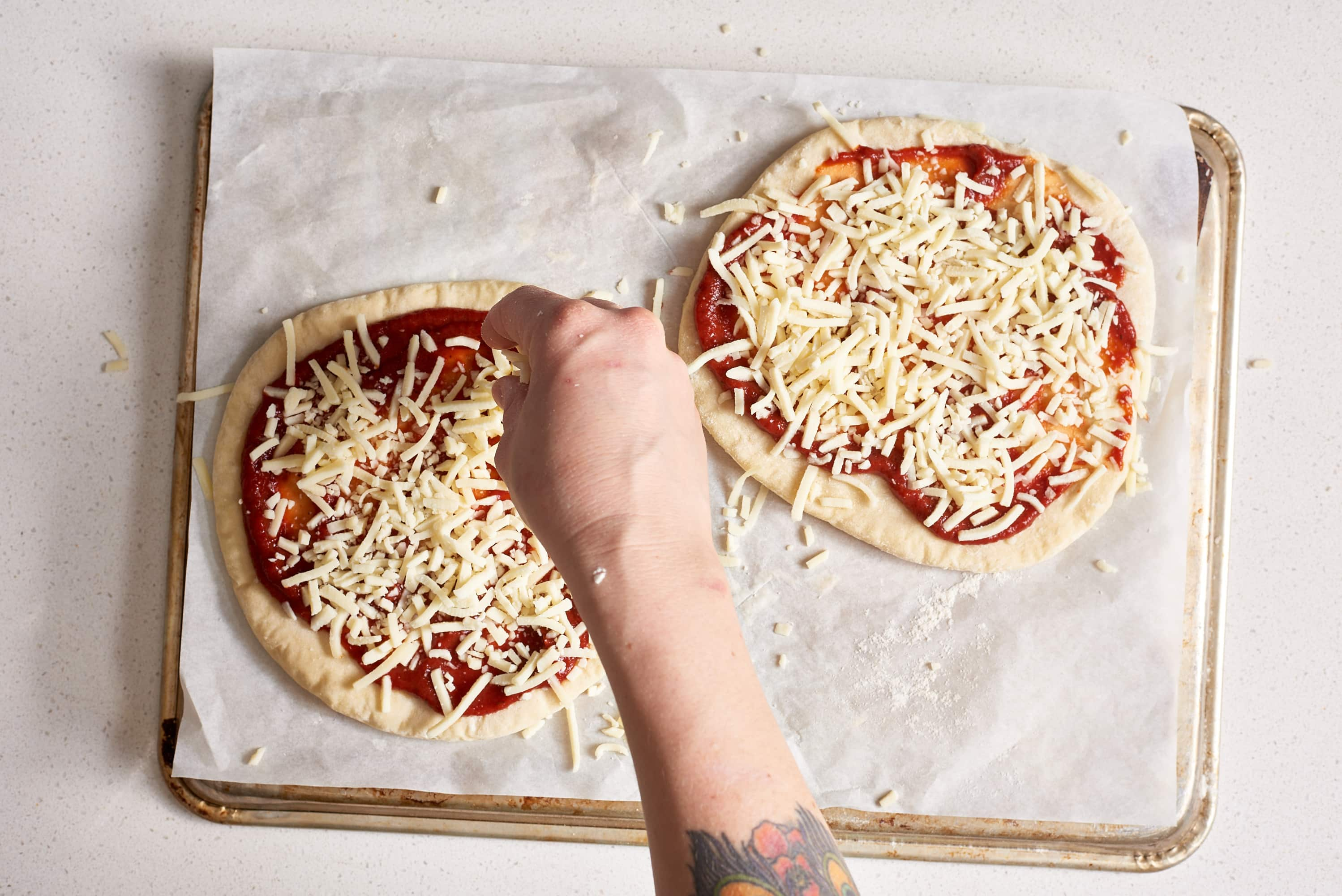 How To Make Frozen Pizzas at Home: gallery image 7