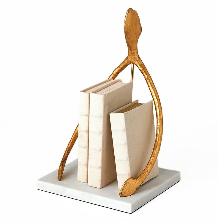 10 Clever Food-Themed Bookends for Your Cookbook Collection: gallery image 5