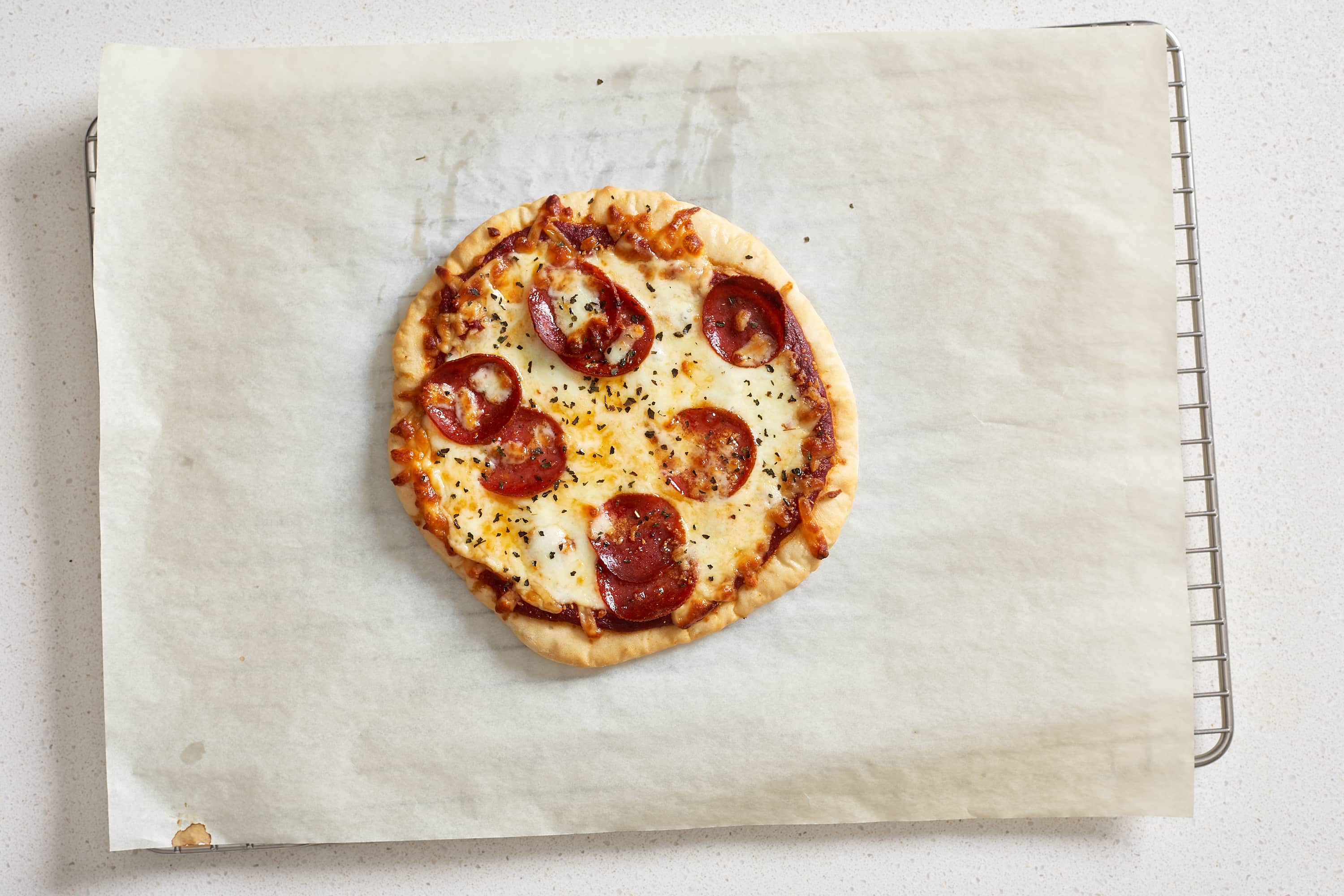 How To Make Frozen Pizzas at Home: gallery image 11