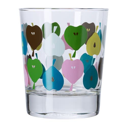 15 Patterned Glasses to Perk up Your Dinner Table: gallery image 11
