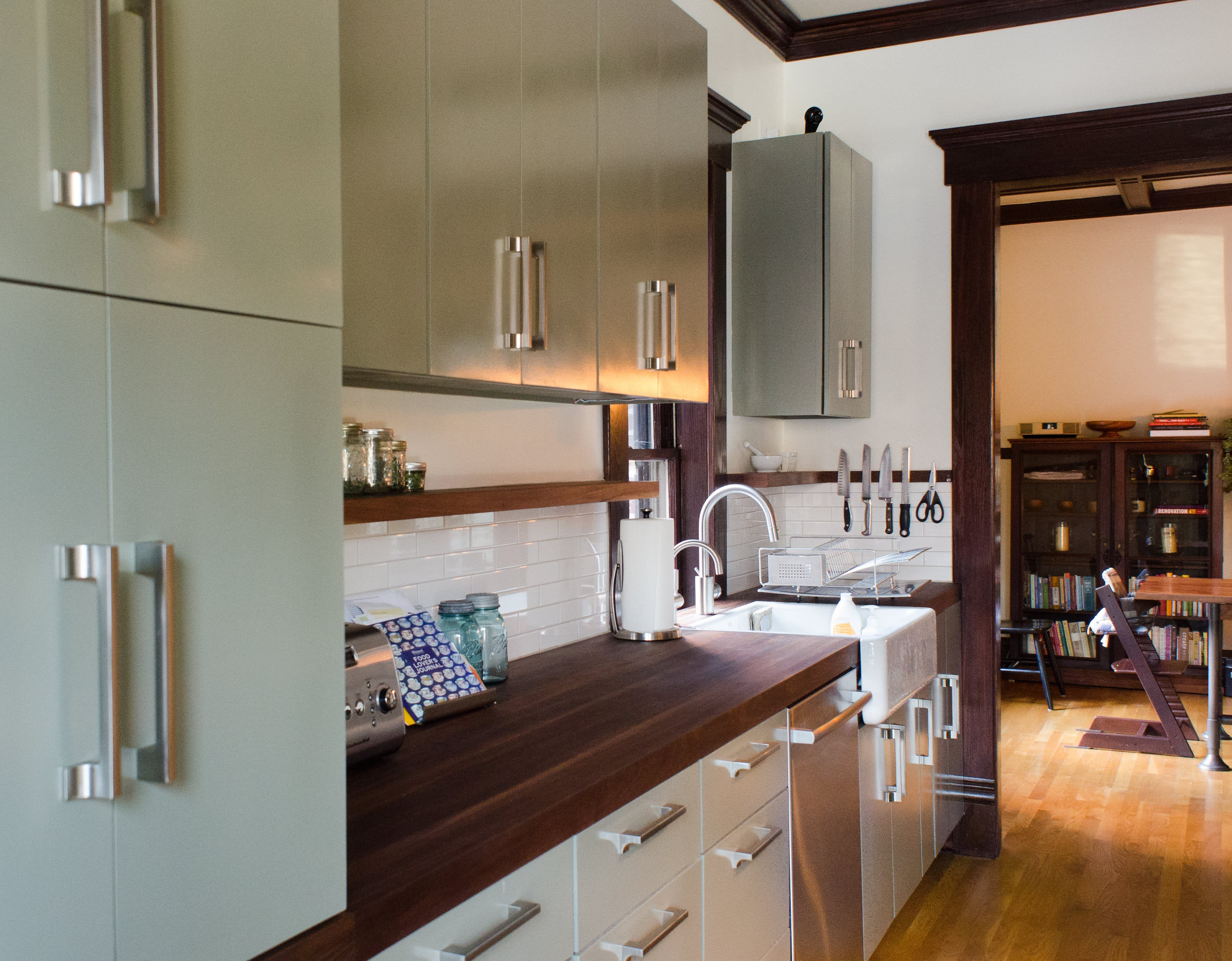Bethia & Andy's Renovated Victorian Kitchen in Columbus: gallery image 10