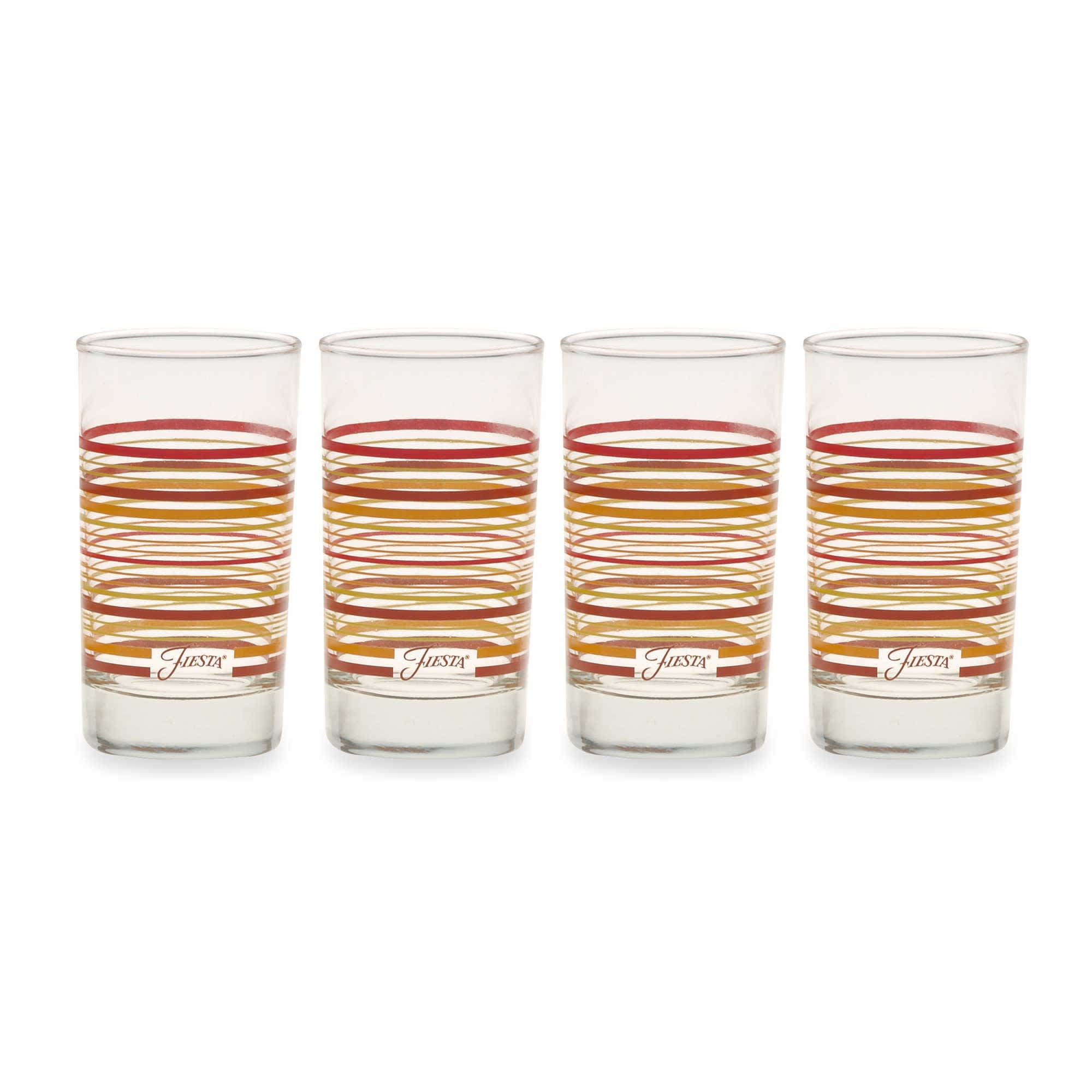 15 Patterned Glasses to Perk up Your Dinner Table: gallery image 13