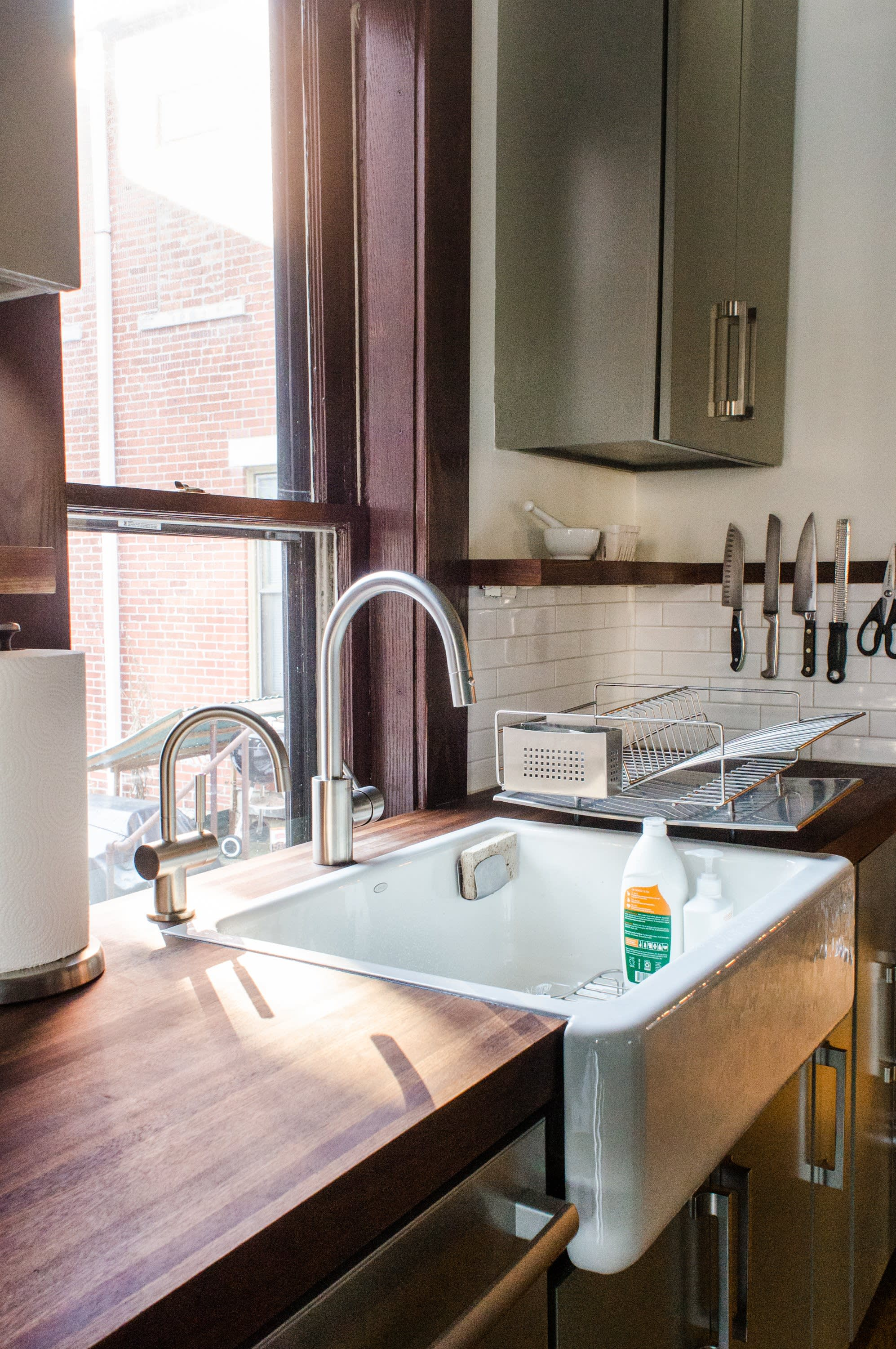 Bethia & Andy's Renovated Victorian Kitchen in Columbus: gallery image 8