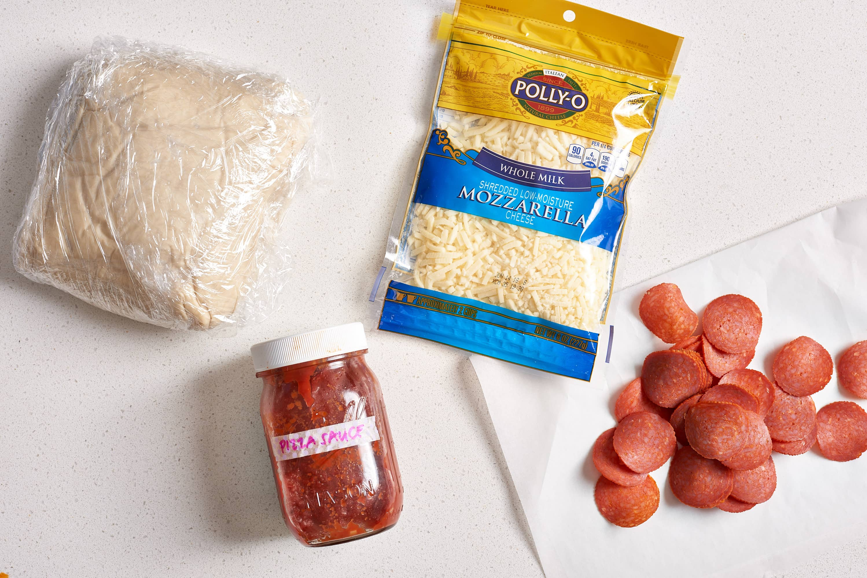 How To Make Frozen Pizzas at Home: gallery image 2