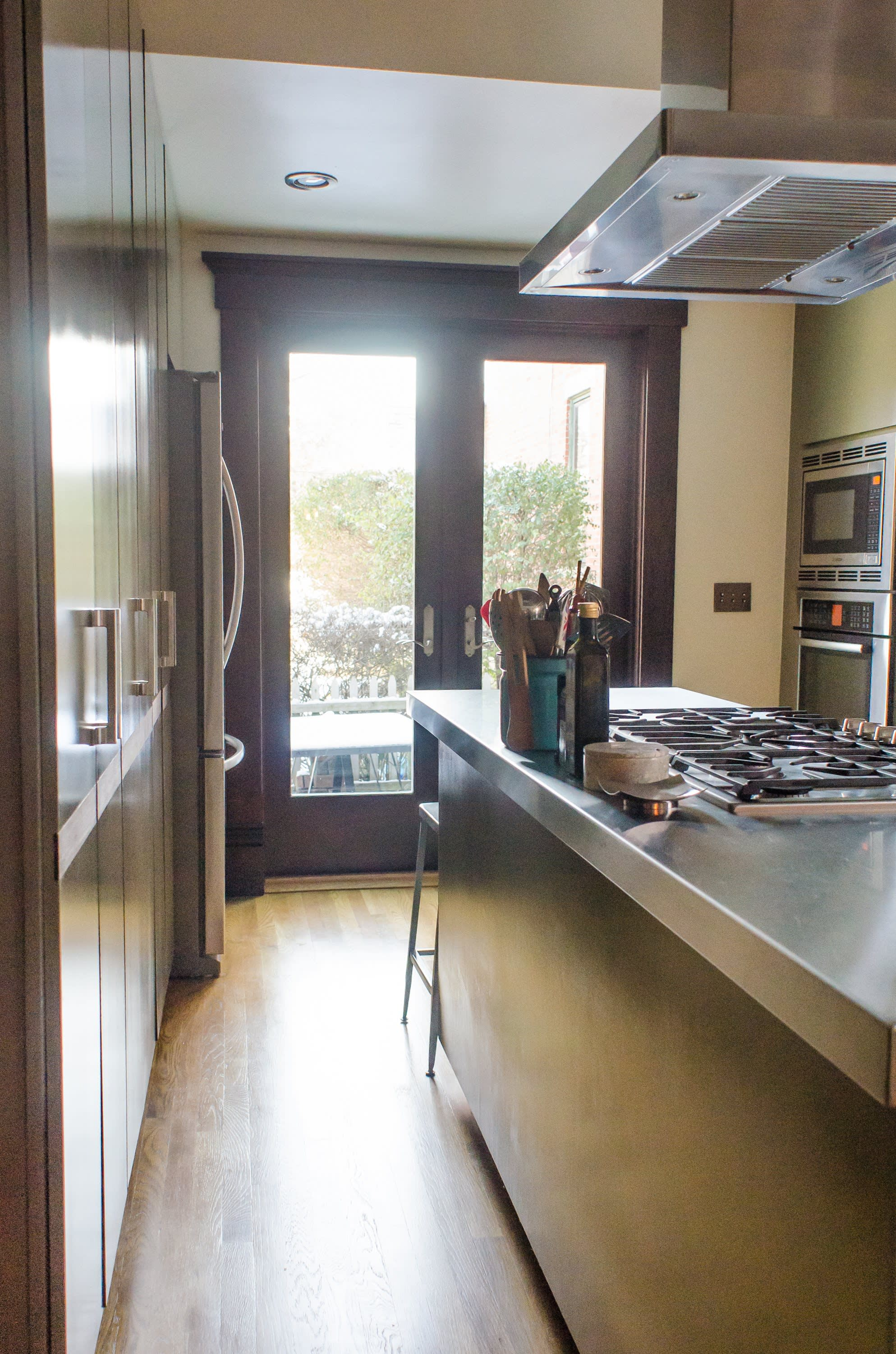 Bethia & Andy's Renovated Victorian Kitchen in Columbus: gallery image 9