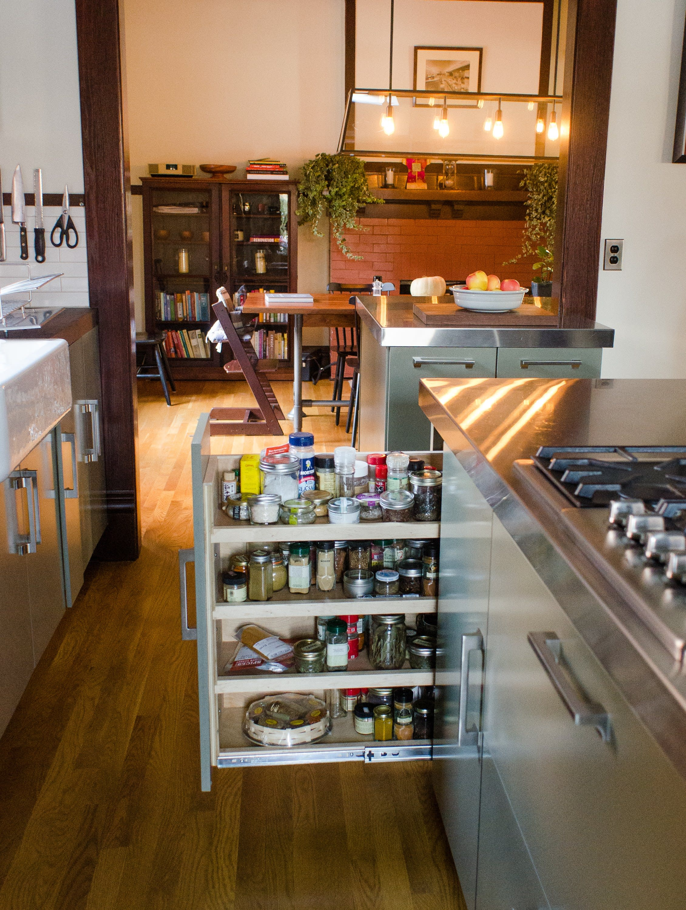 Bethia & Andy's Renovated Victorian Kitchen in Columbus: gallery image 14