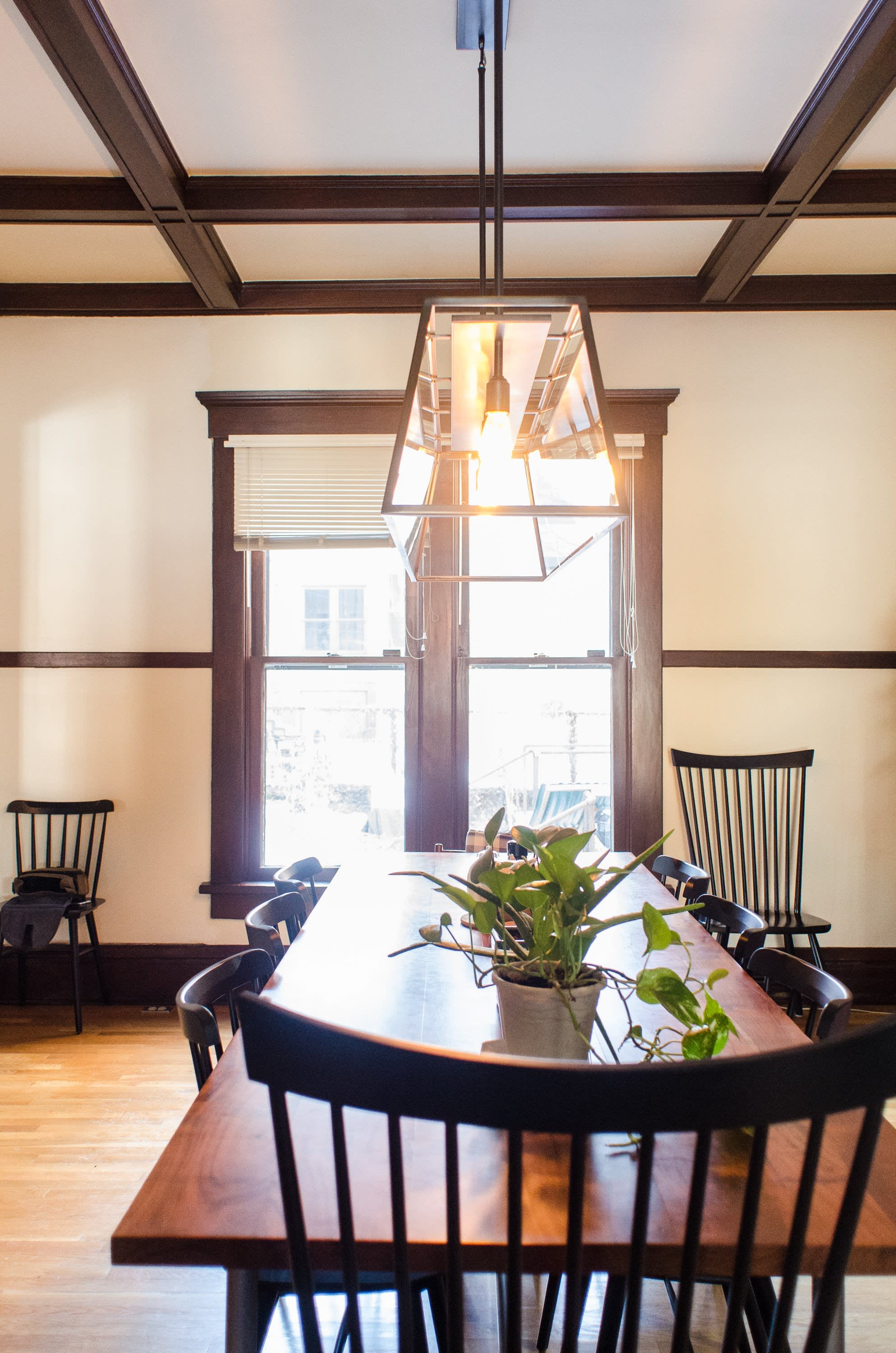 Bethia & Andy's Renovated Victorian Kitchen in Columbus: gallery image 11