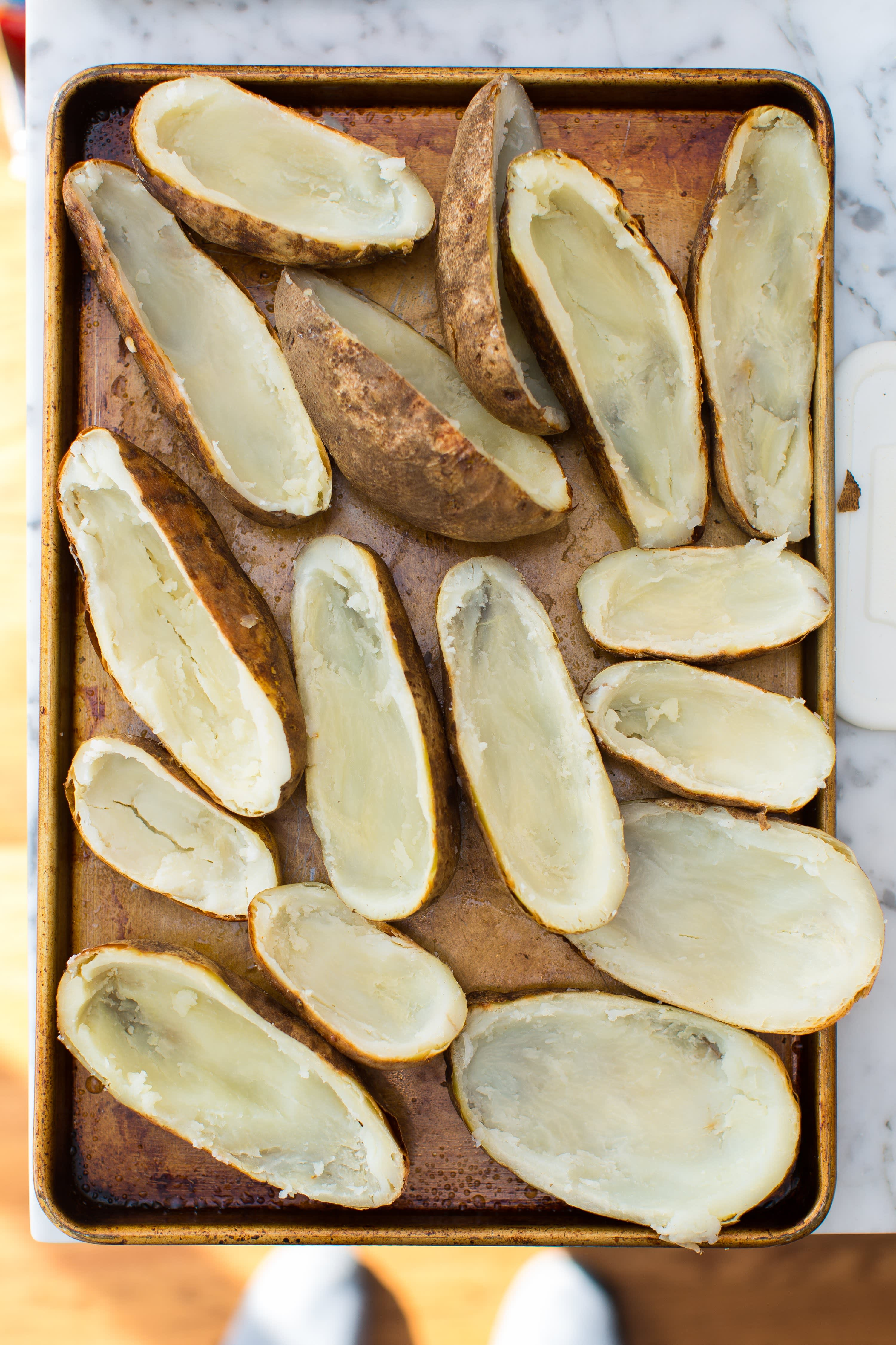 How To Freeze (and Heat Up) Twice-Baked Potatoes: gallery image 1