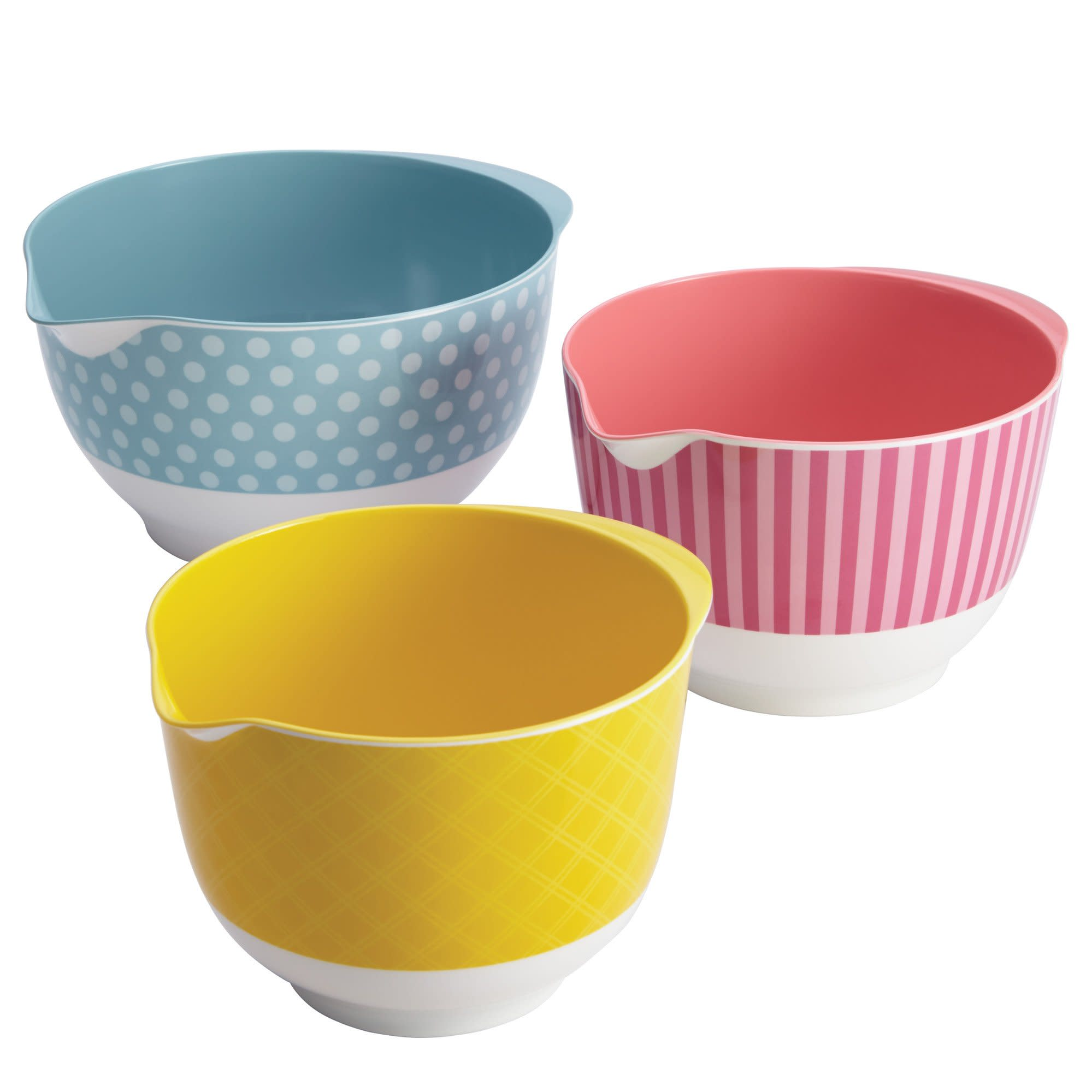 15 Classic Mixing Bowls with Pouring Spouts: gallery image 3