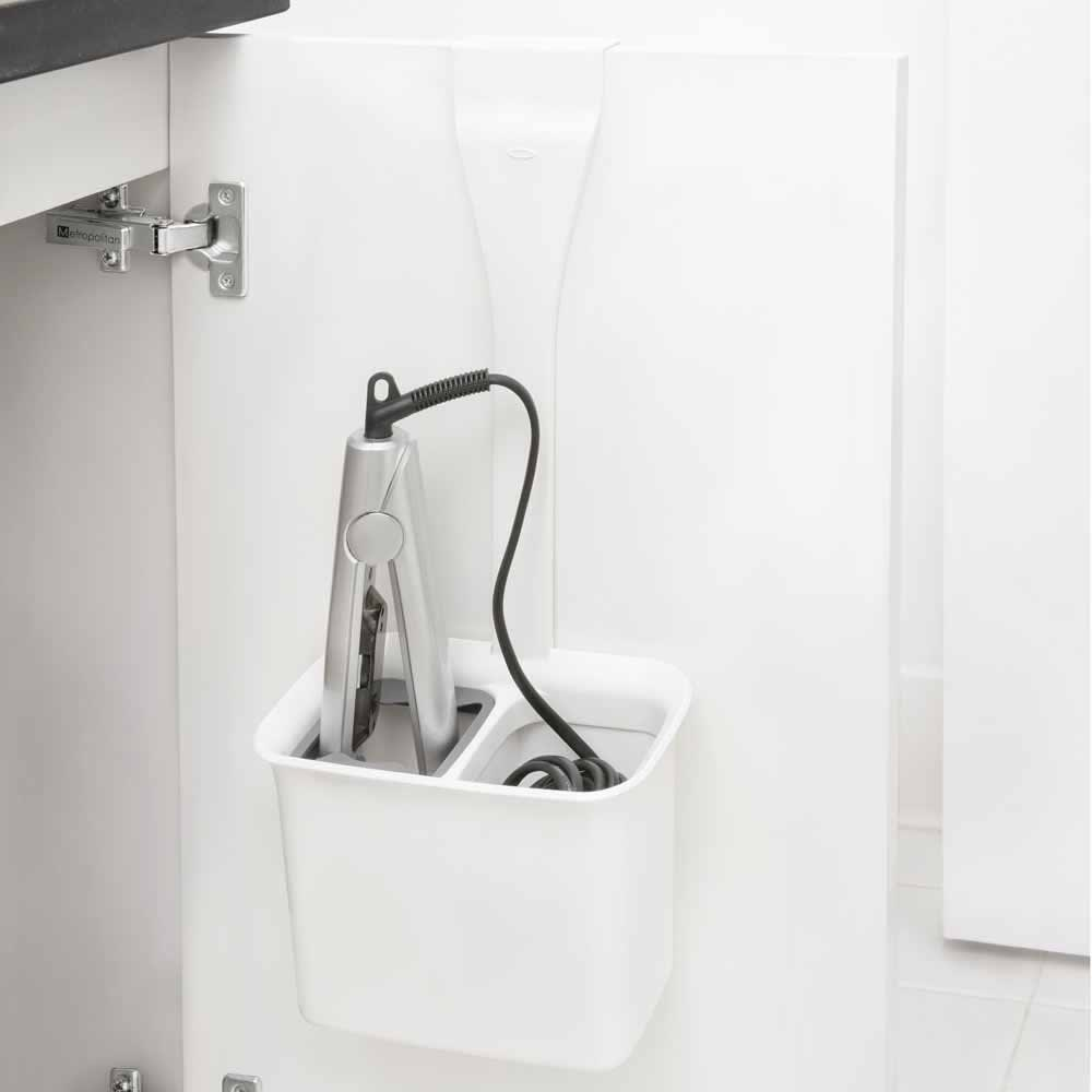 10 Ways to Use Office & Bathroom Organizers in the Kitchen: gallery image 2