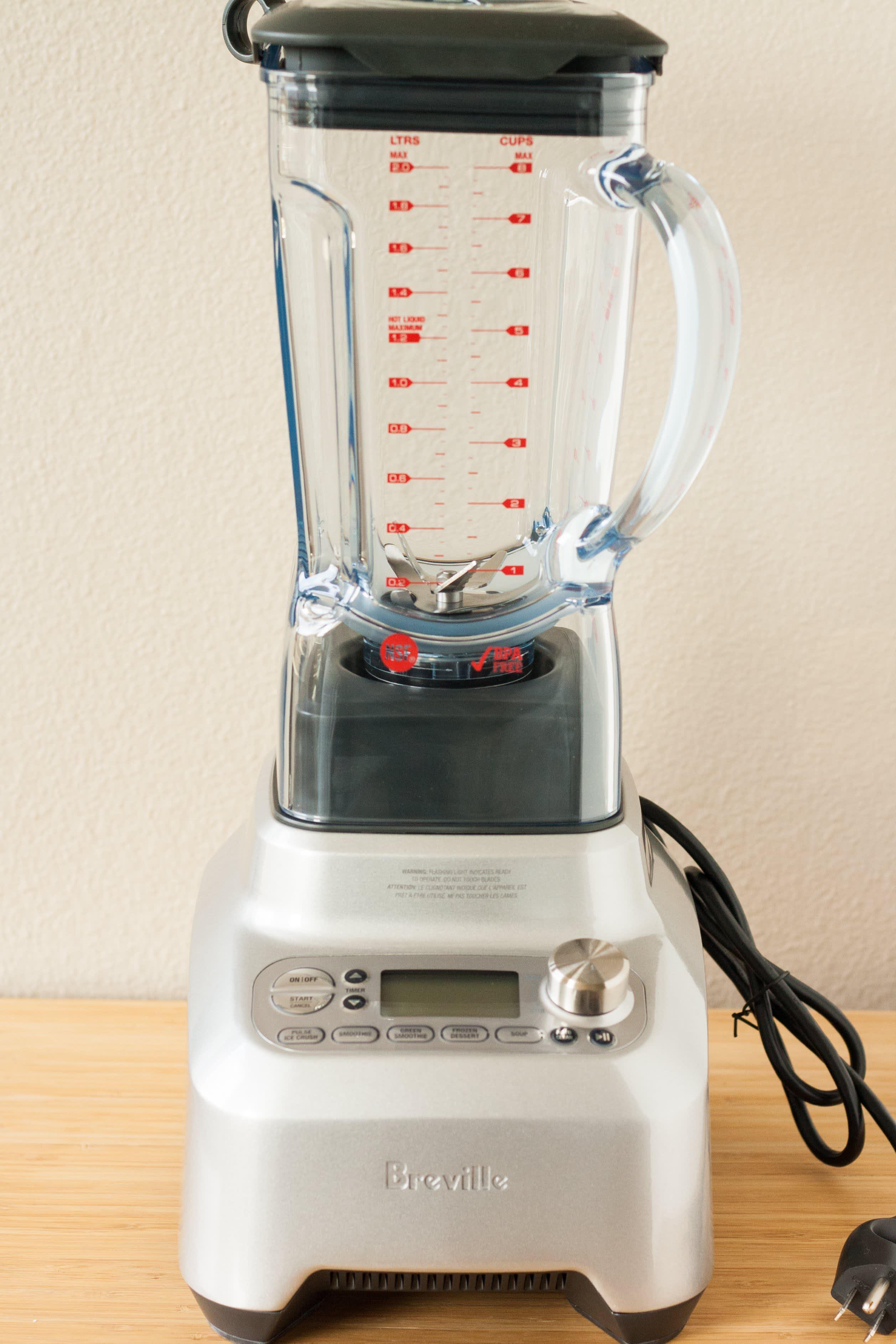 The Breville Boss Blender Has Bells and Whistles for Easy, Preset Blending: gallery image 1