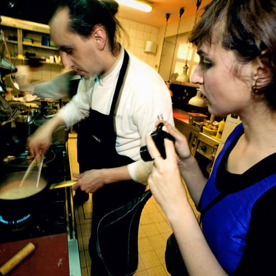 5 Tips on Getting into (and Learning from) a Restaurant Kitchen: gallery image 1