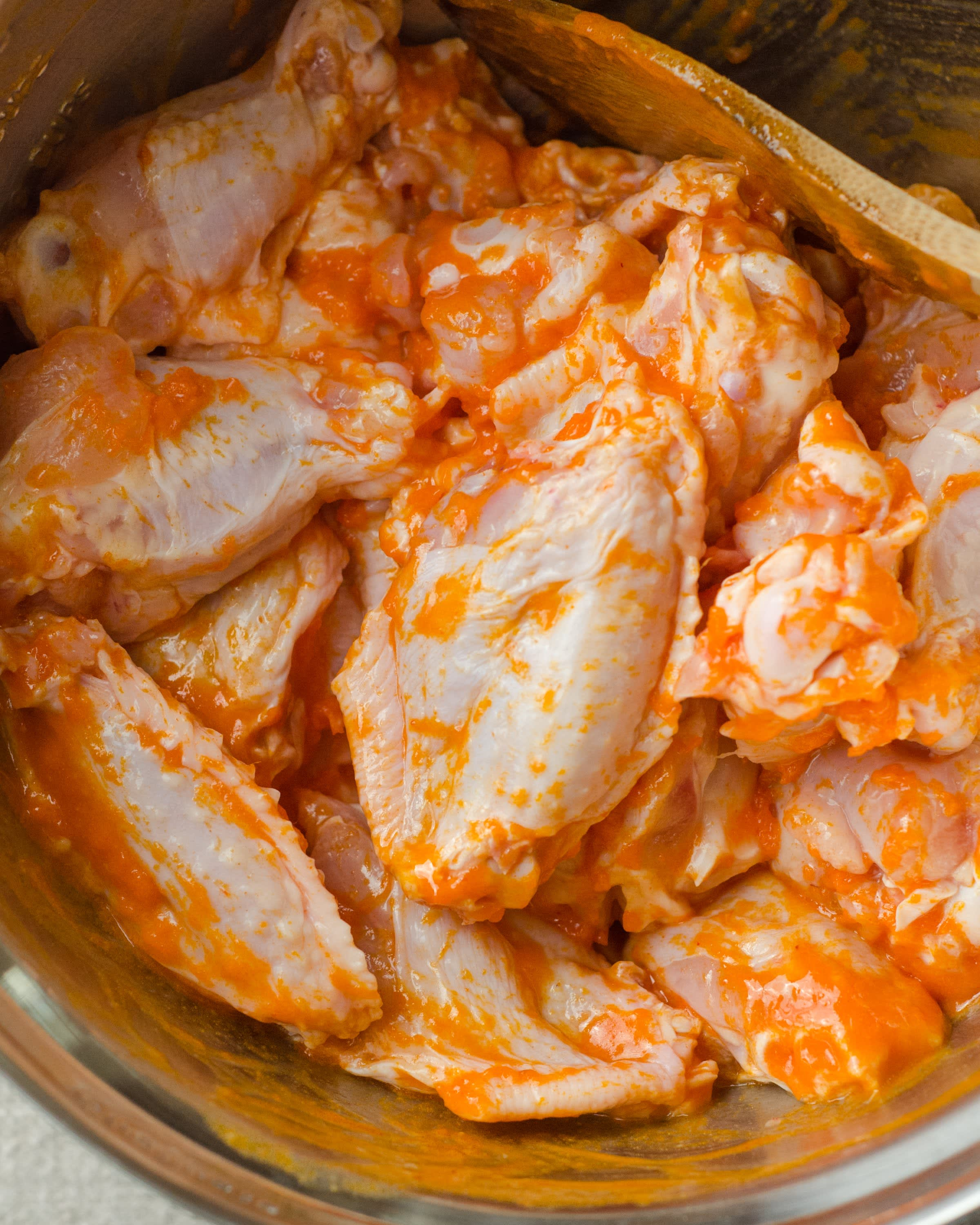 How To Make Buffalo Chicken Wings in the Oven: gallery image 6