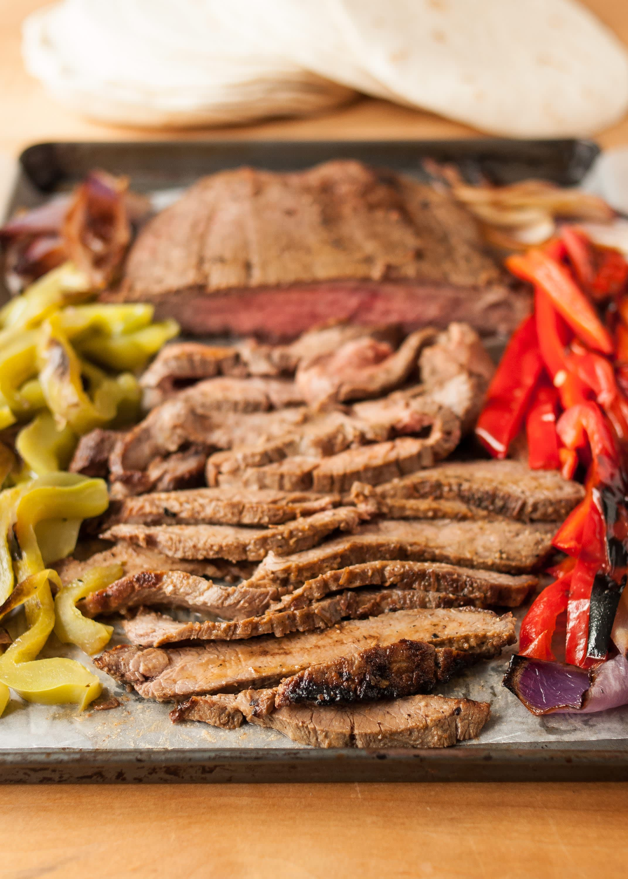 How To Cook Flank Steak in the Oven   Kitchn
