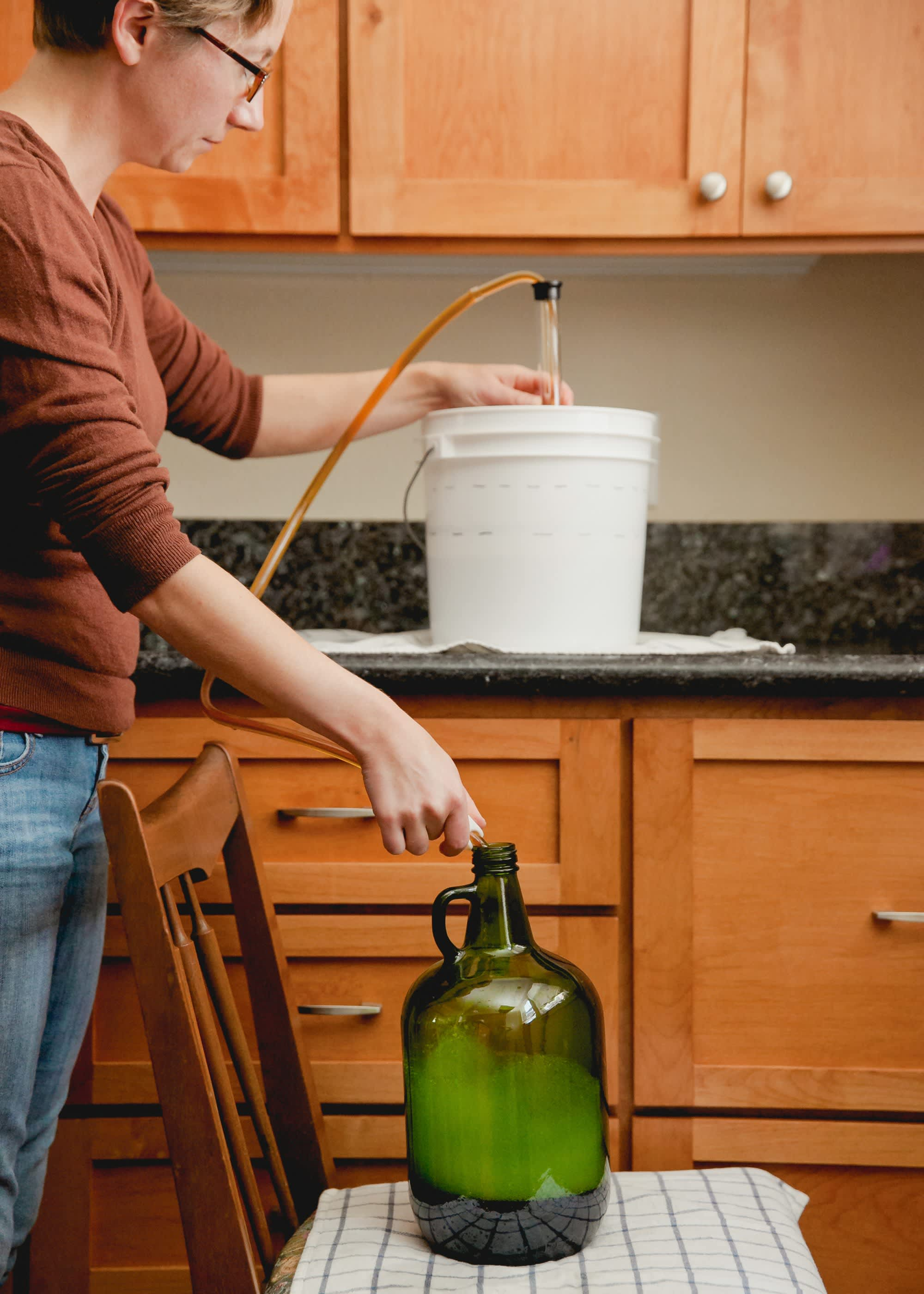 How to Transfer and Siphon Beer: gallery image 12