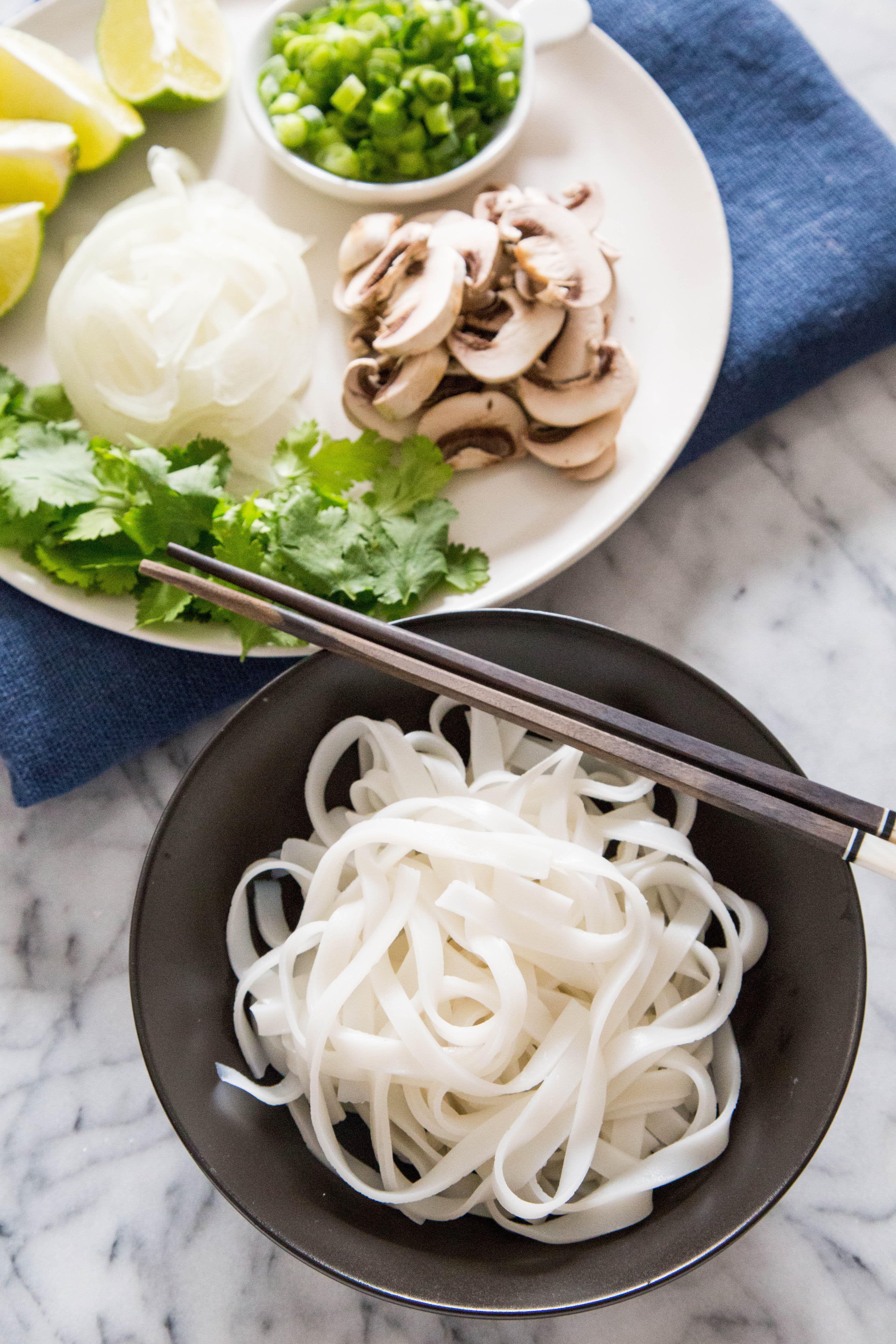 Recipe: Vegetarian Pho (Vietnamese Noodle Soup): gallery image 3