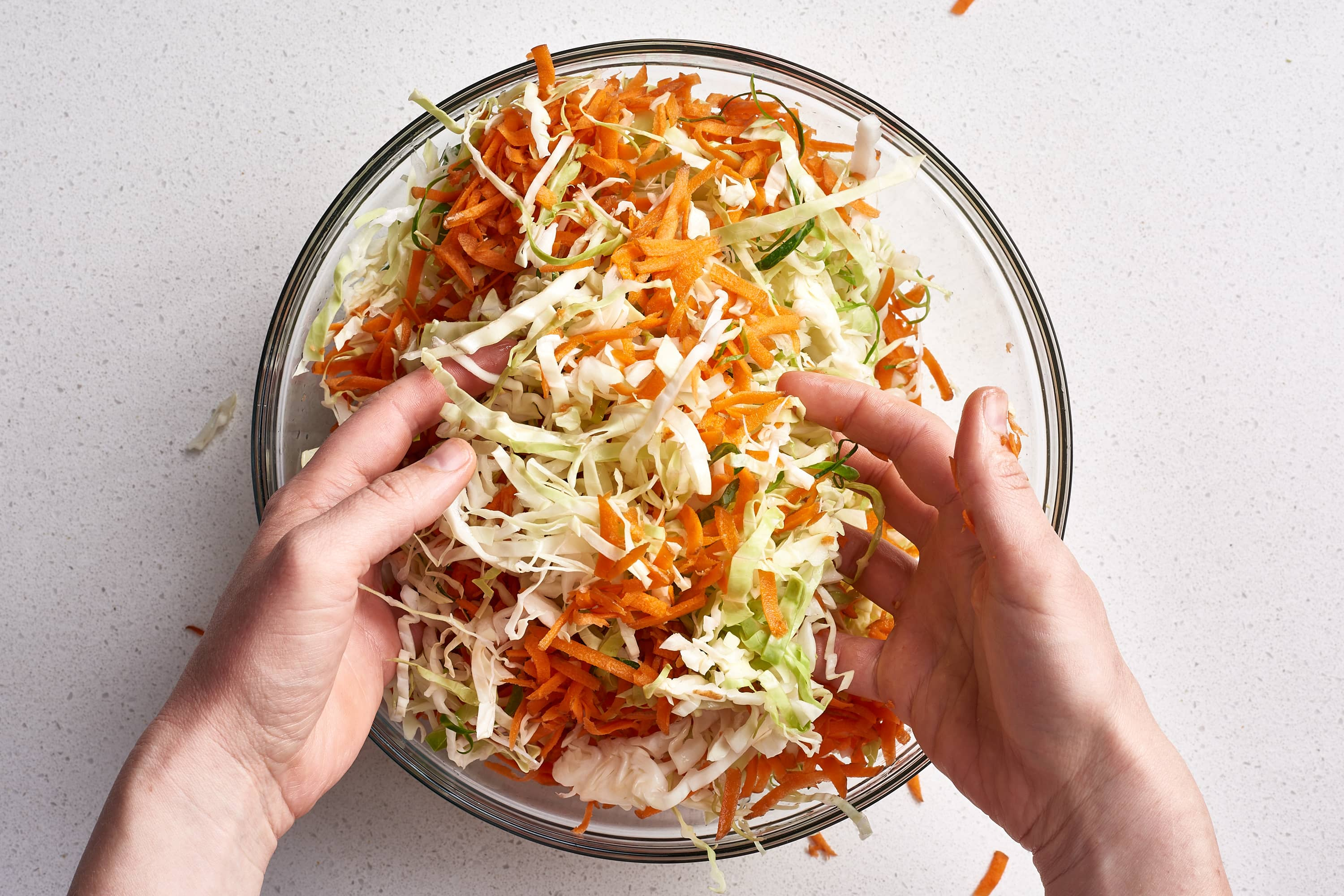 How To Make Classic Creamy Coleslaw: gallery image 6