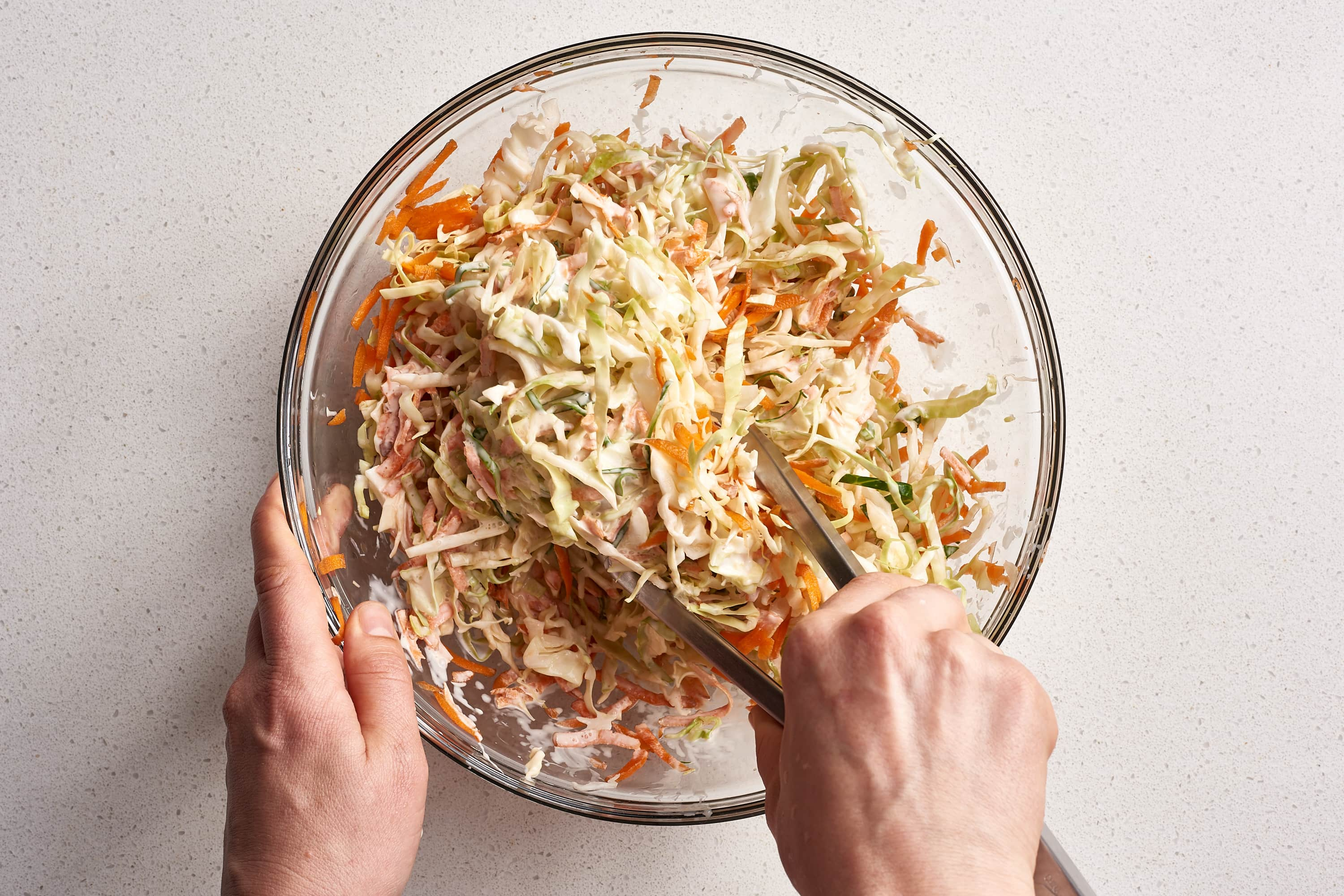 How To Make Classic Creamy Coleslaw: gallery image 8