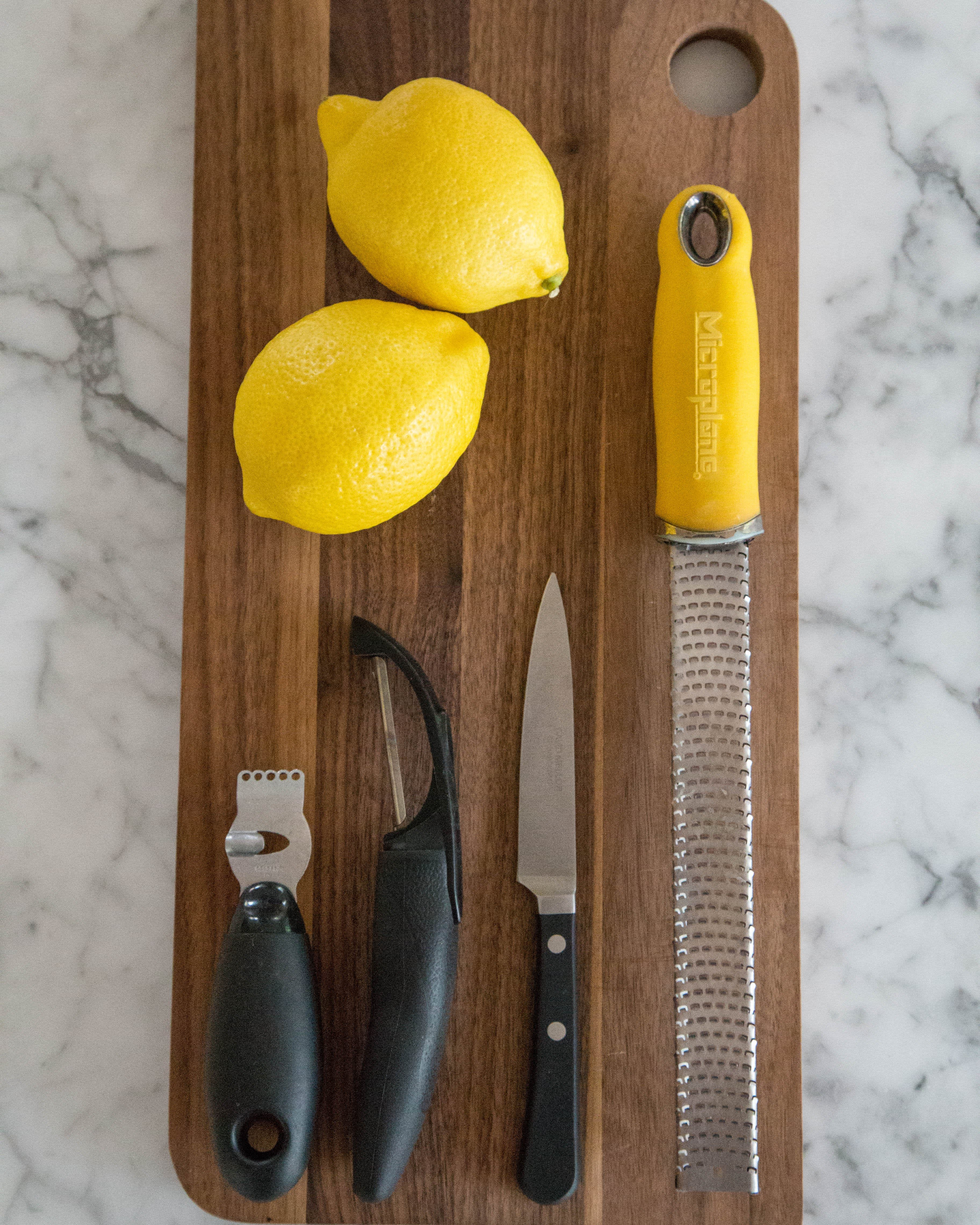 How To Easily Zest Lemons, Limes, and Oranges: gallery image 1