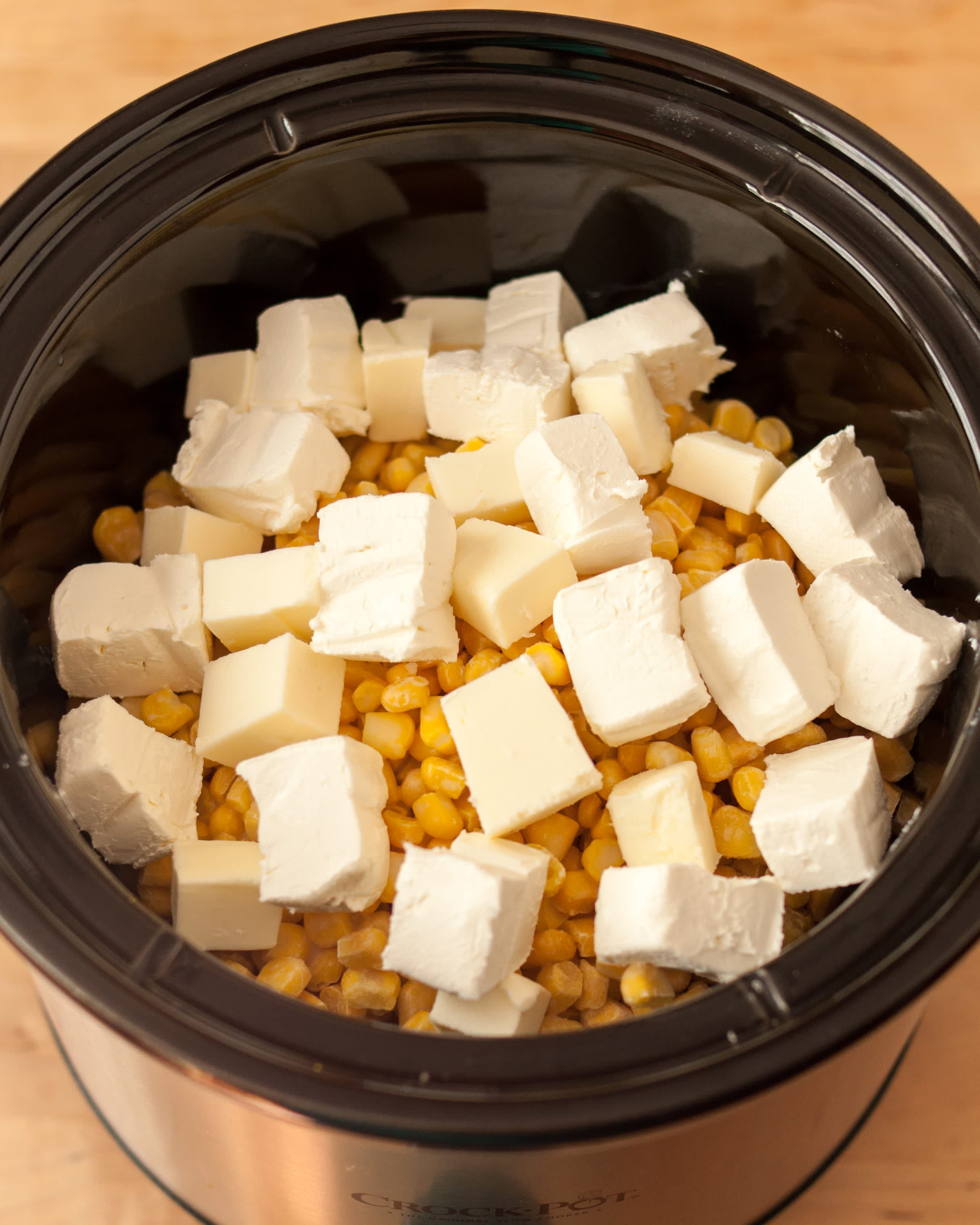 How To Make Creamed Corn in the Slow Cooker: gallery image 4