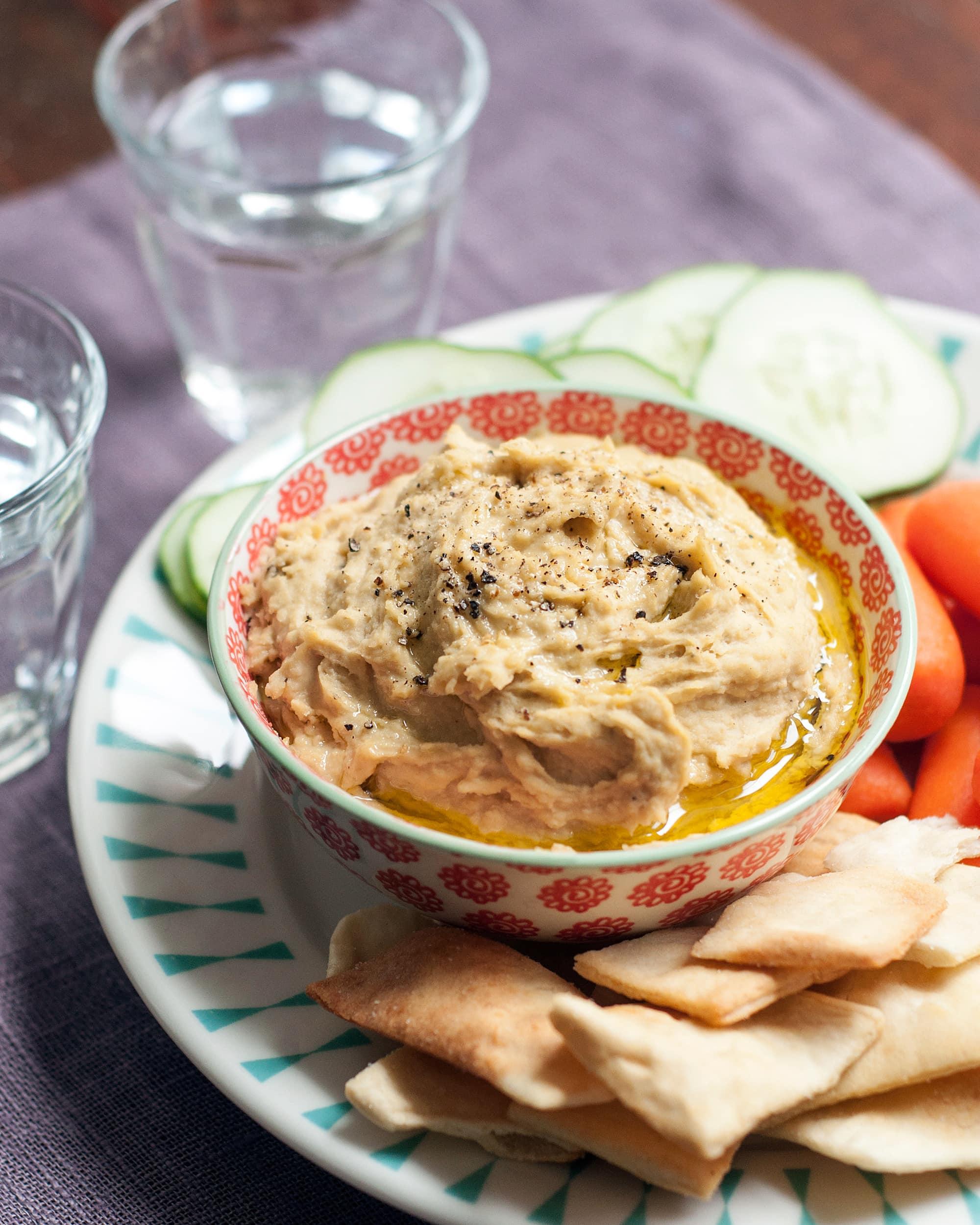 How To Make Hummus