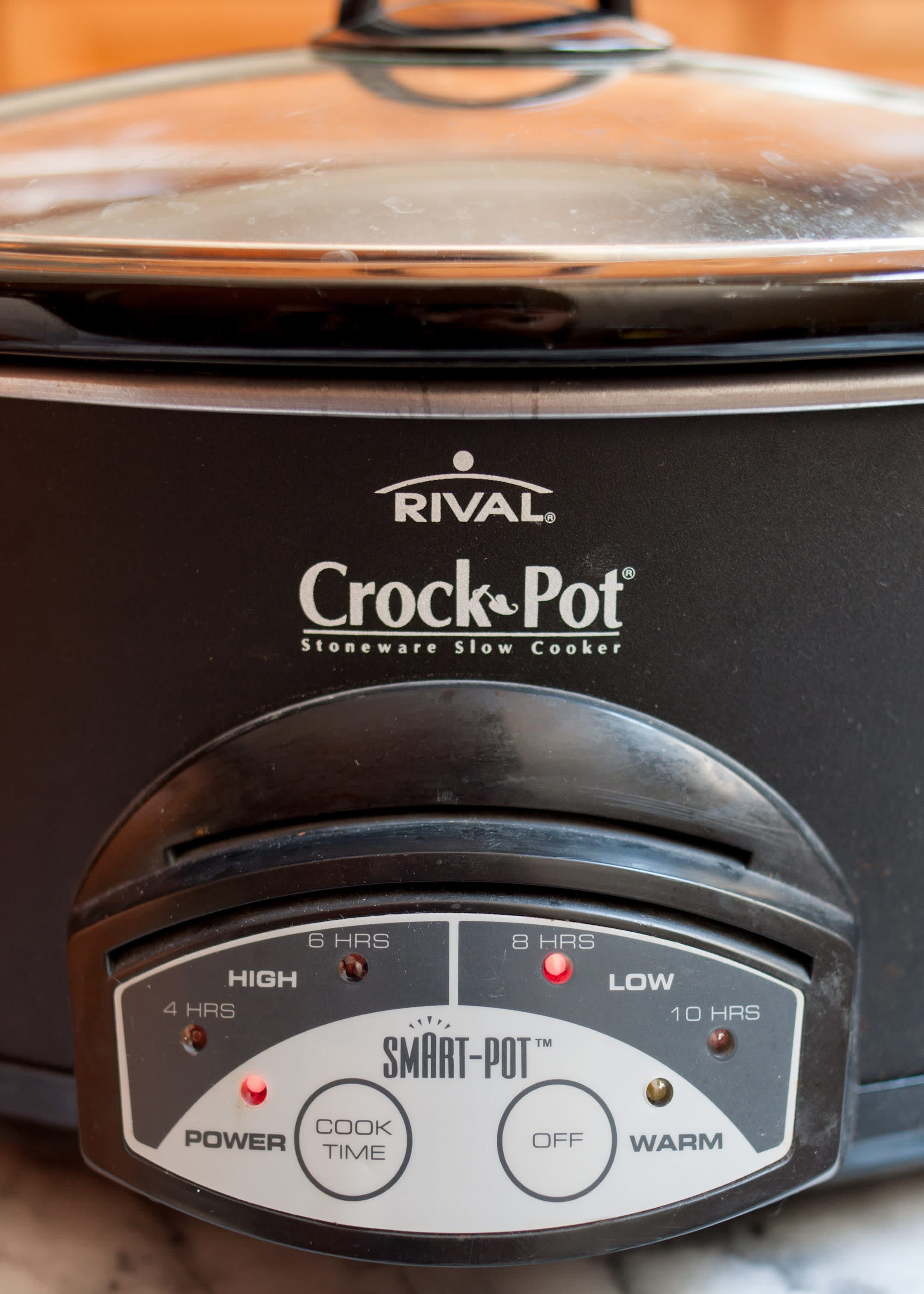 How To Make Chicken Stock in the Slow Cooker: gallery image 5