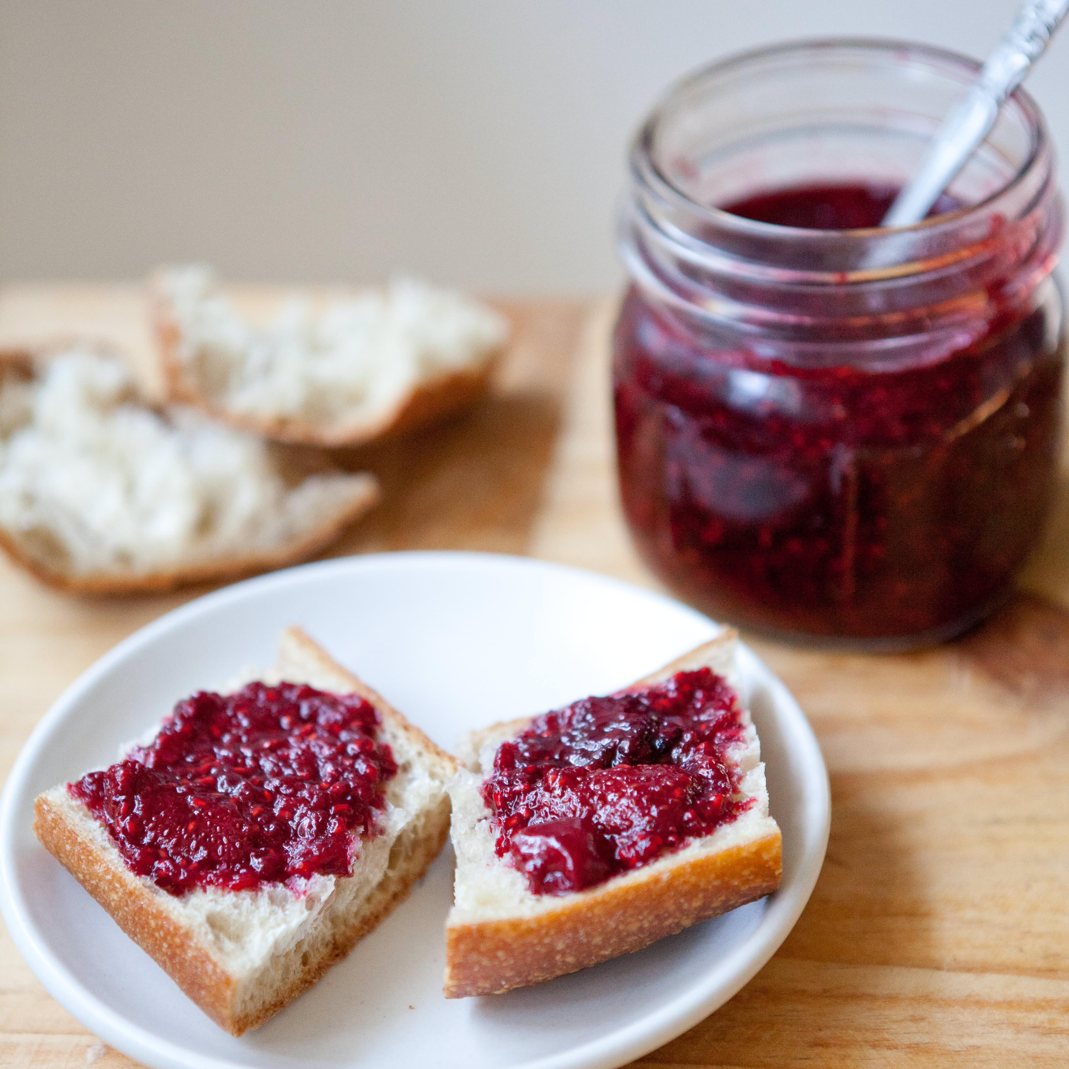 Recipe: Triple Strawberry Quick Jam