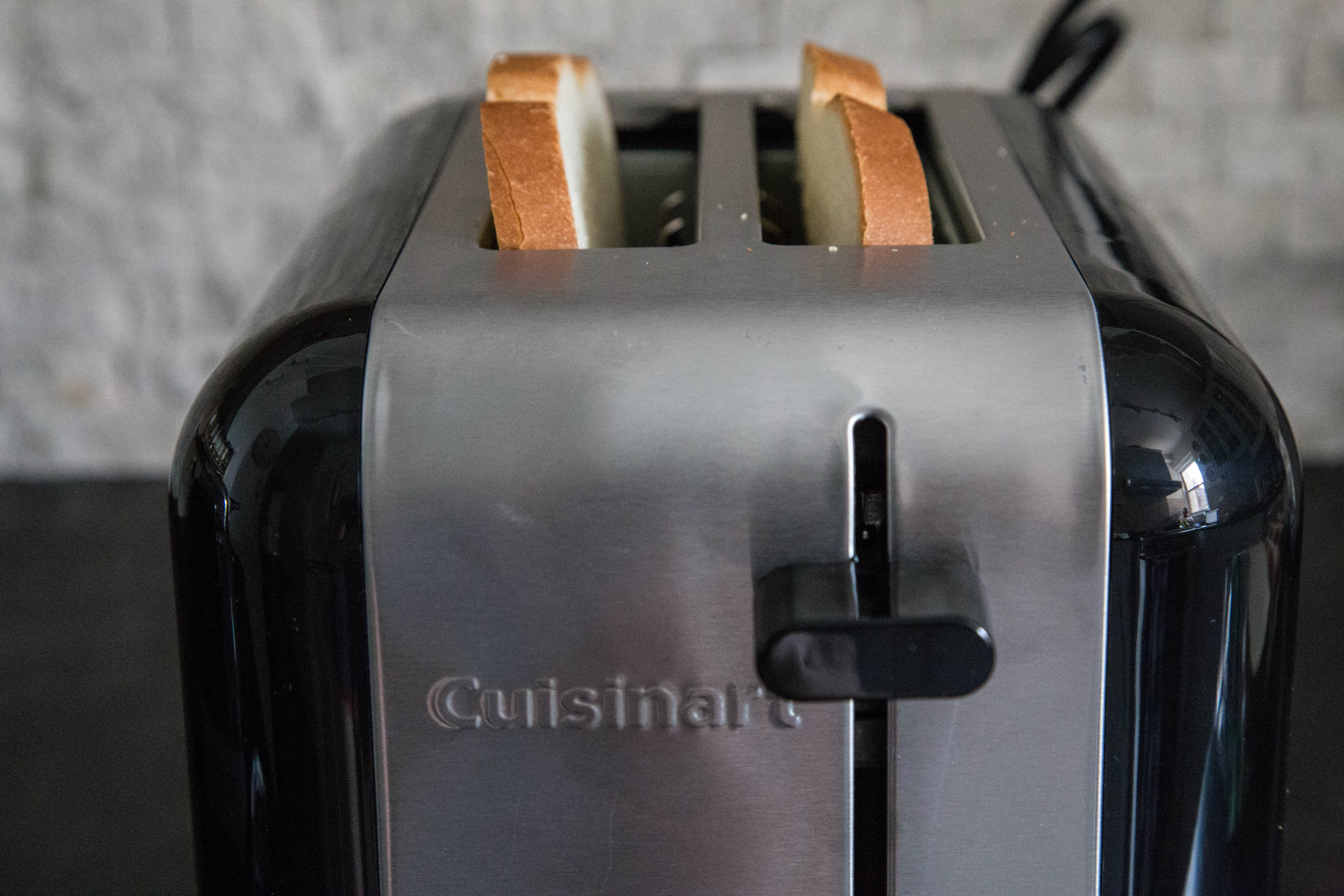 The Cuisinart Toaster Is Sleek, Compact & Stays Cool to the Touch: gallery image 2