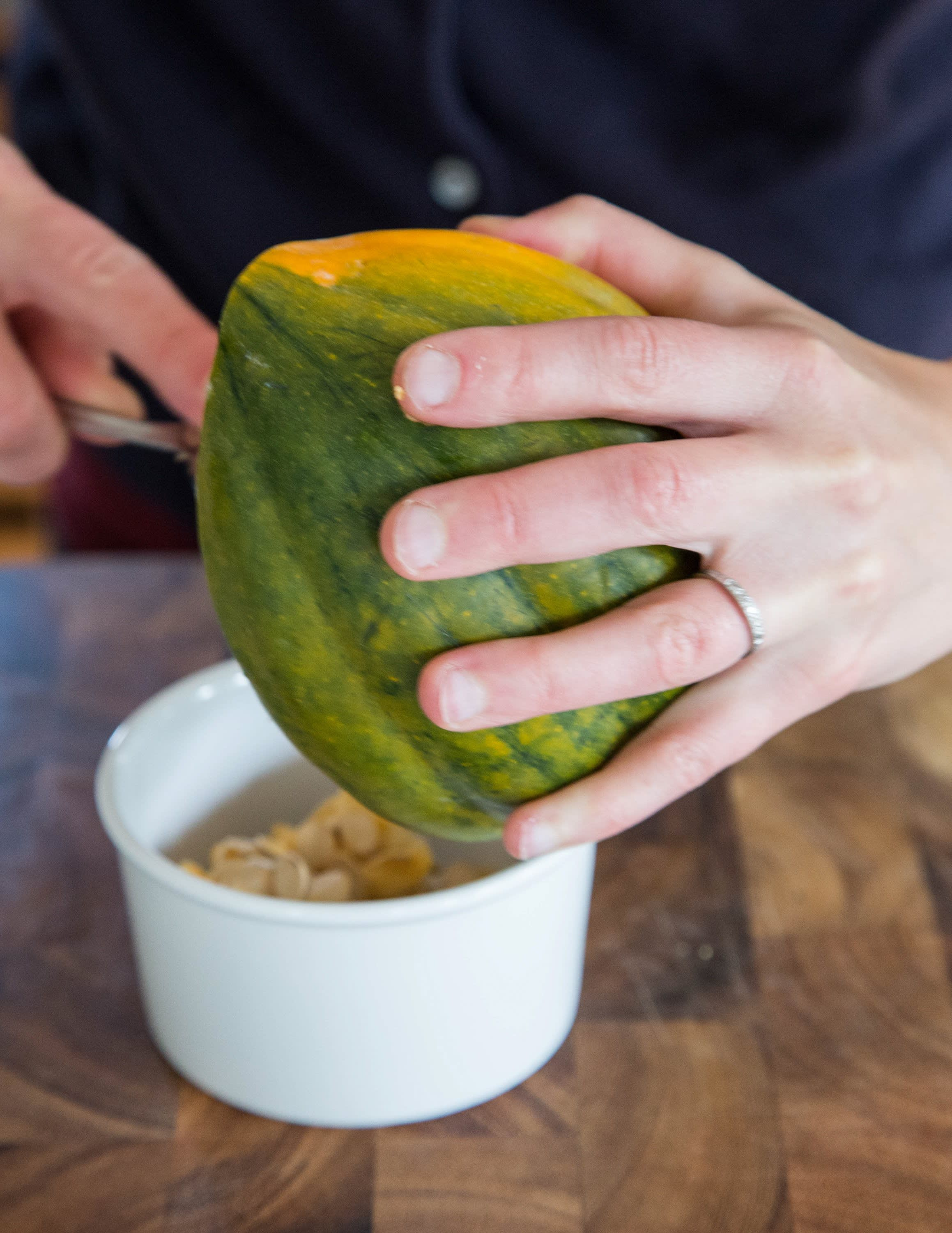 How To Cook Acorn Squash: The Easiest, Simplest Method: gallery image 6