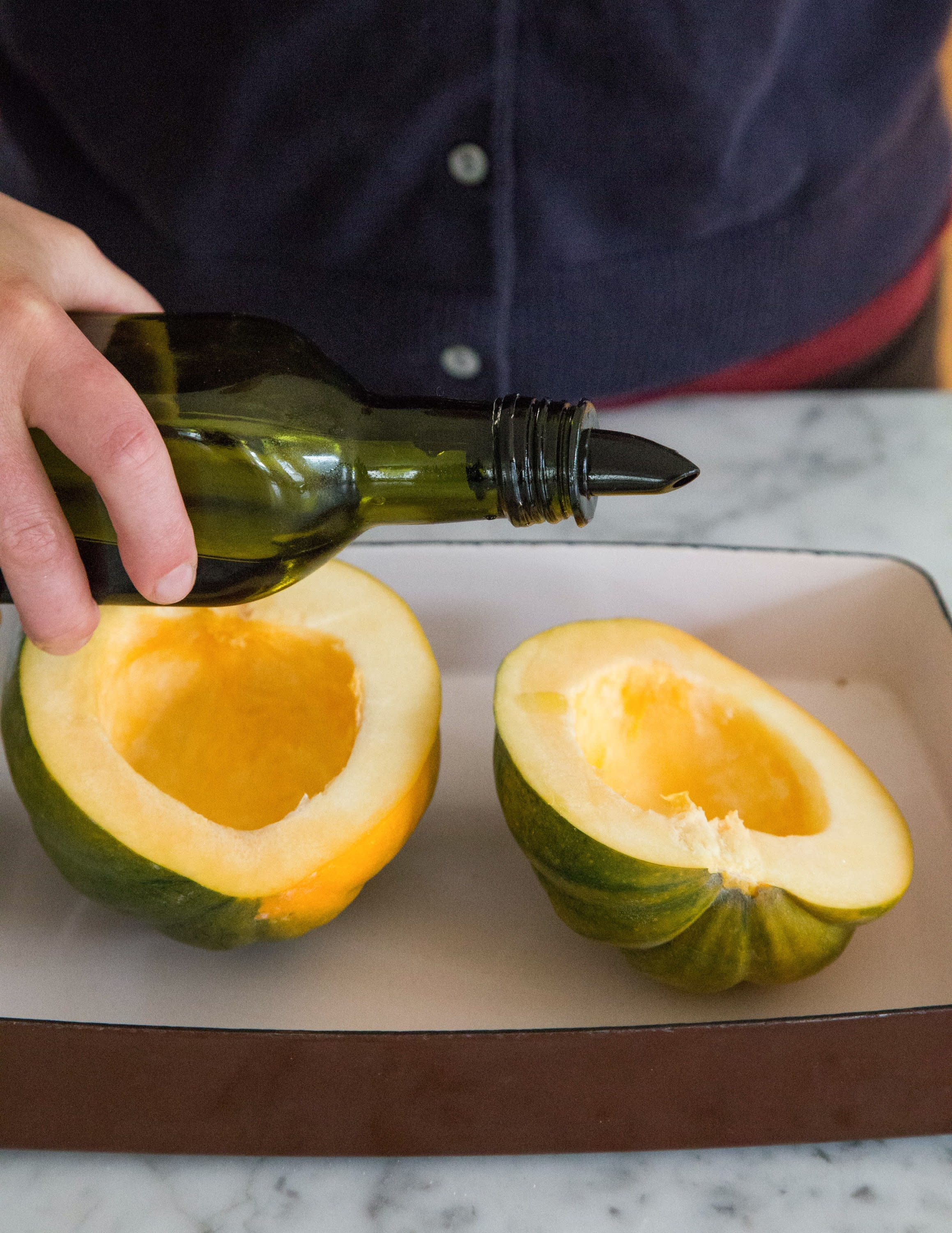 How To Cook Acorn Squash: The Easiest, Simplest Method: gallery image 7