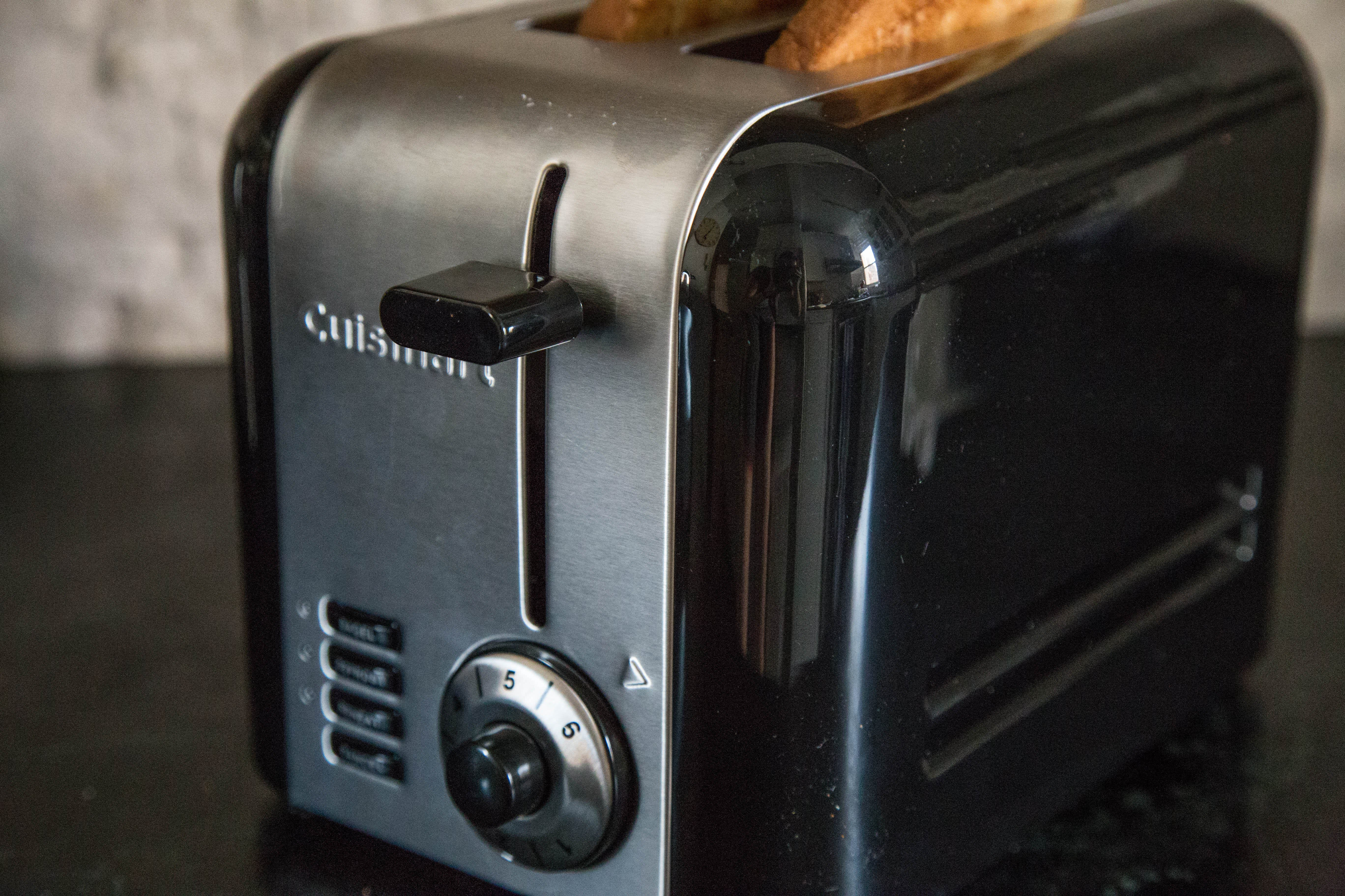 The Cuisinart Toaster Is Sleek, Compact & Stays Cool to the Touch: gallery image 1