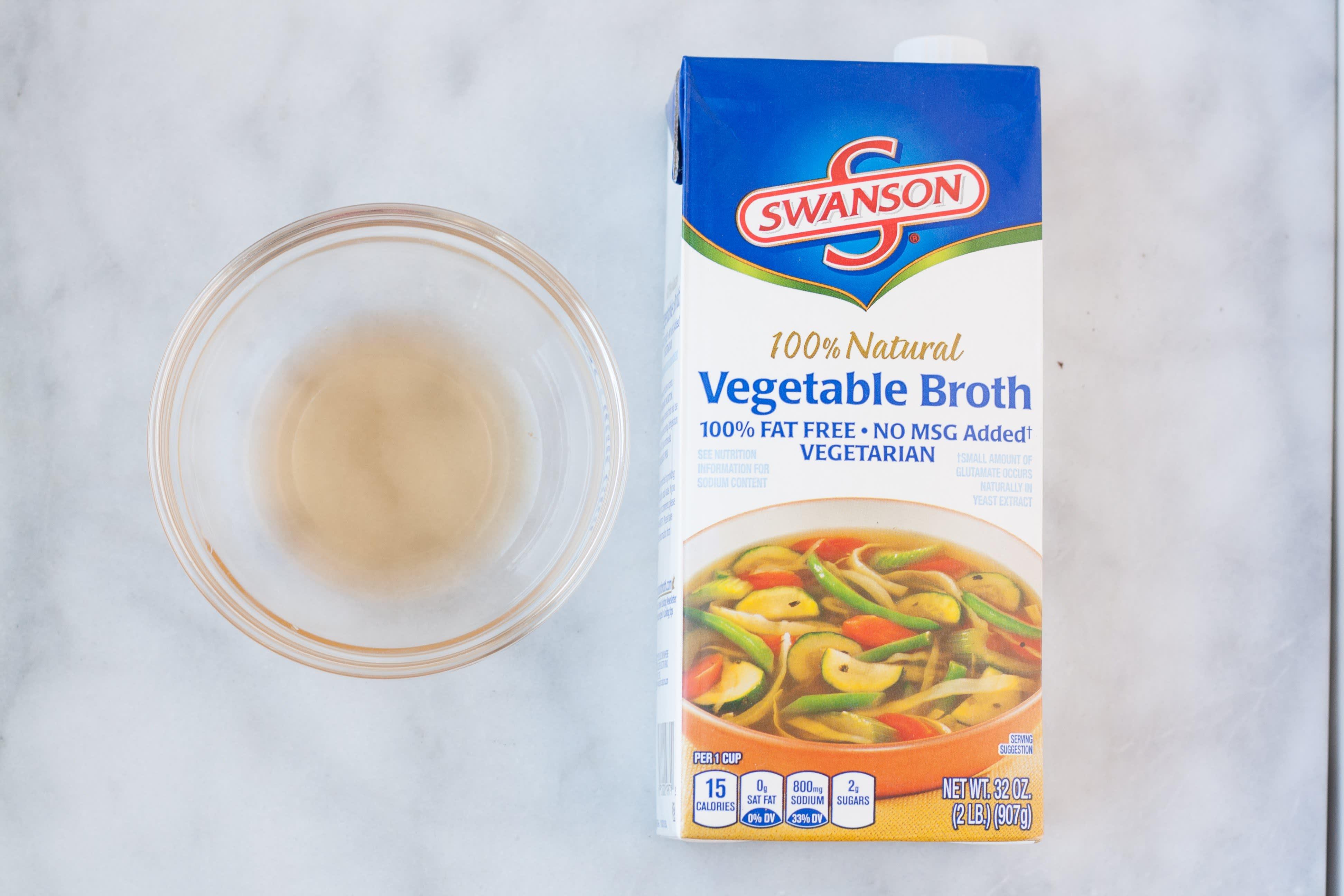 Swanson's Vegetable Broth
