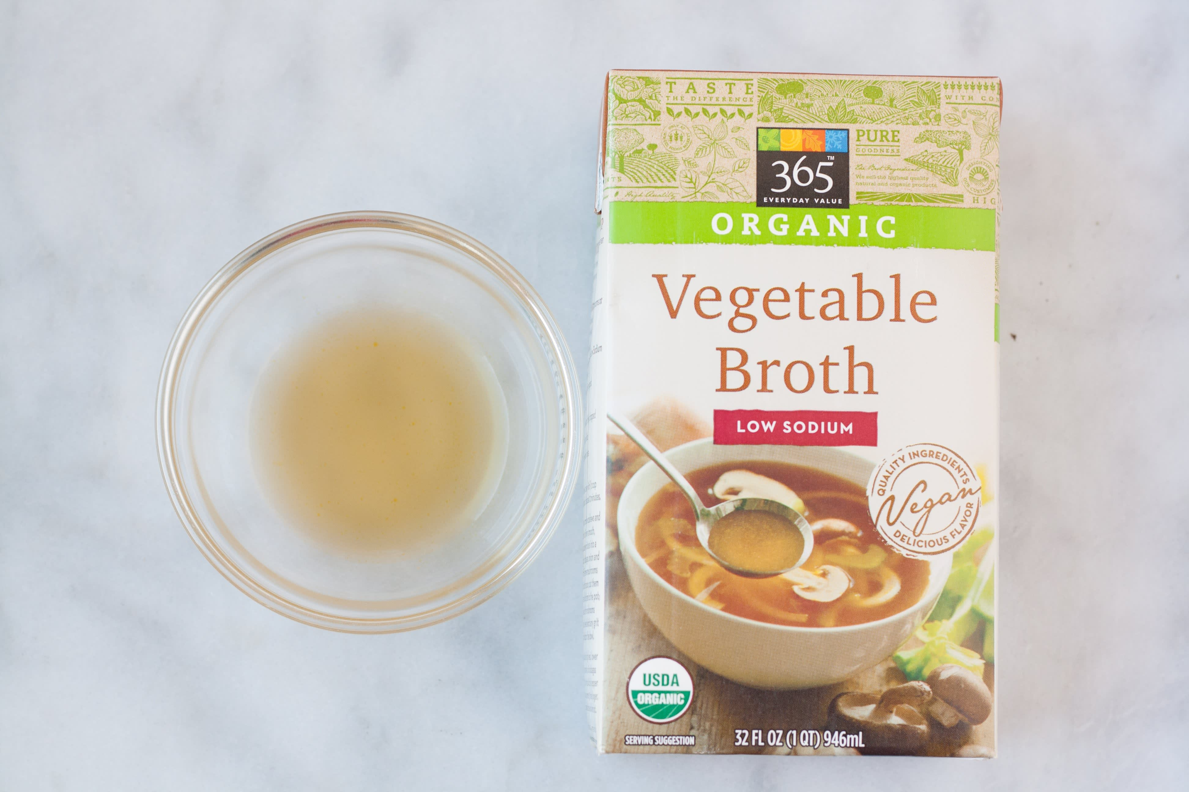 Whole Foods Vegetable Broth